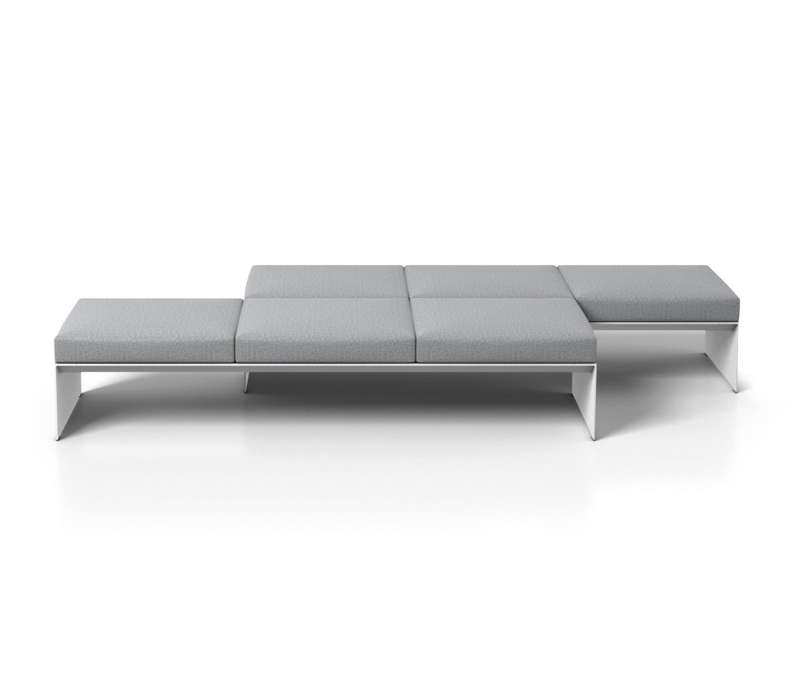 BANC - Benches from Brunner   Architonic