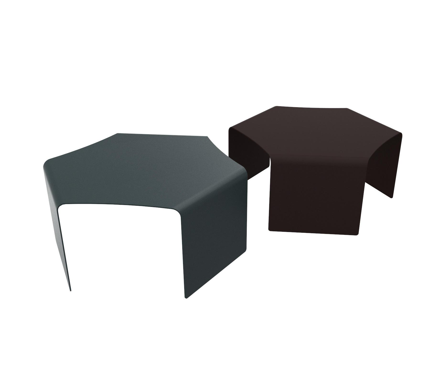 PONANT TABLE BASSE Tables basses de jardin de Mati¨re Grise