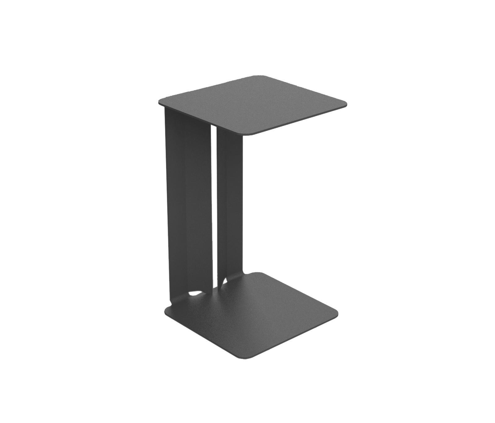 leste bout de canap tables d 39 appoint de mati re grise architonic. Black Bedroom Furniture Sets. Home Design Ideas