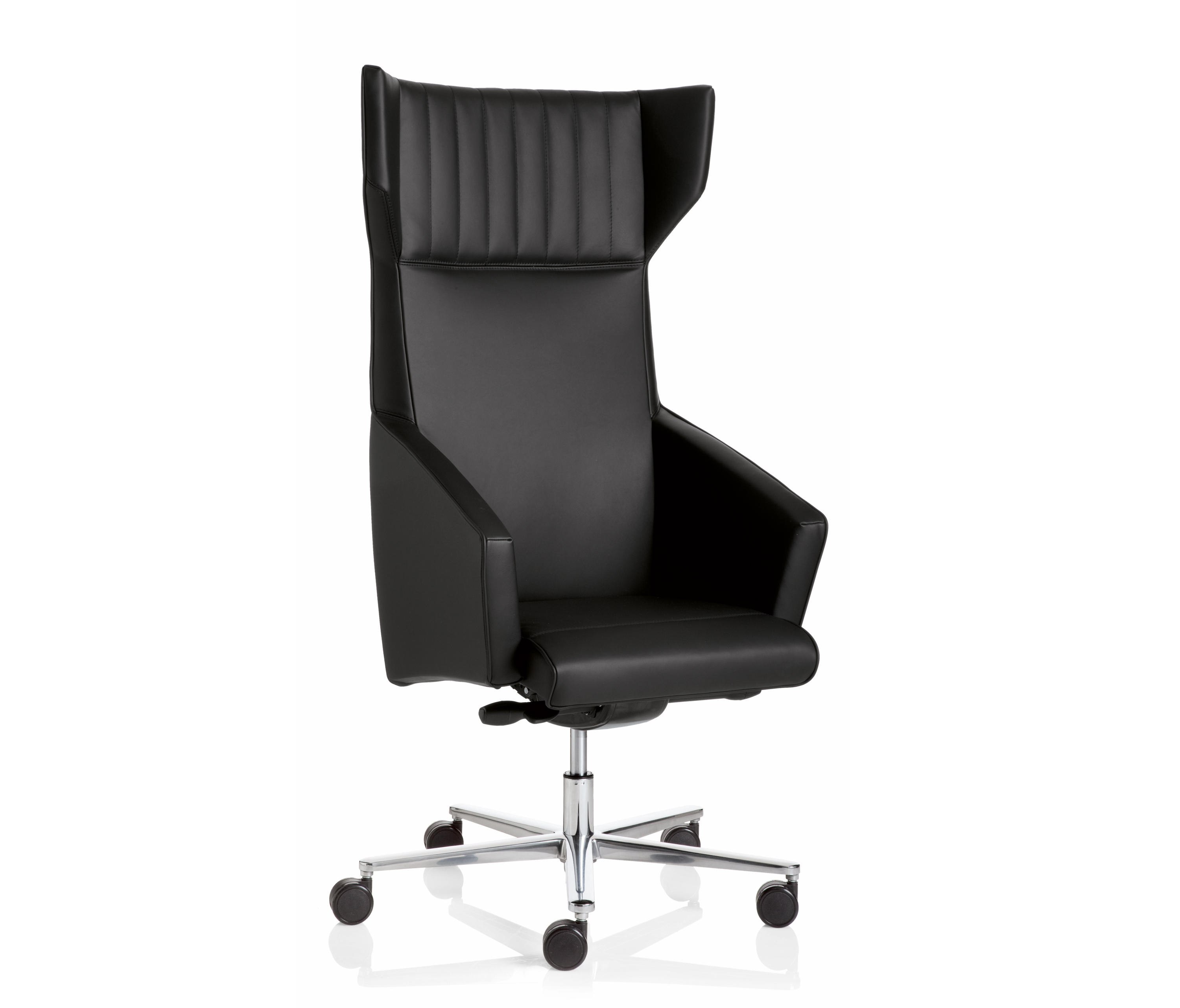 BUSINESS CLASS Executive chairs from Emmegi