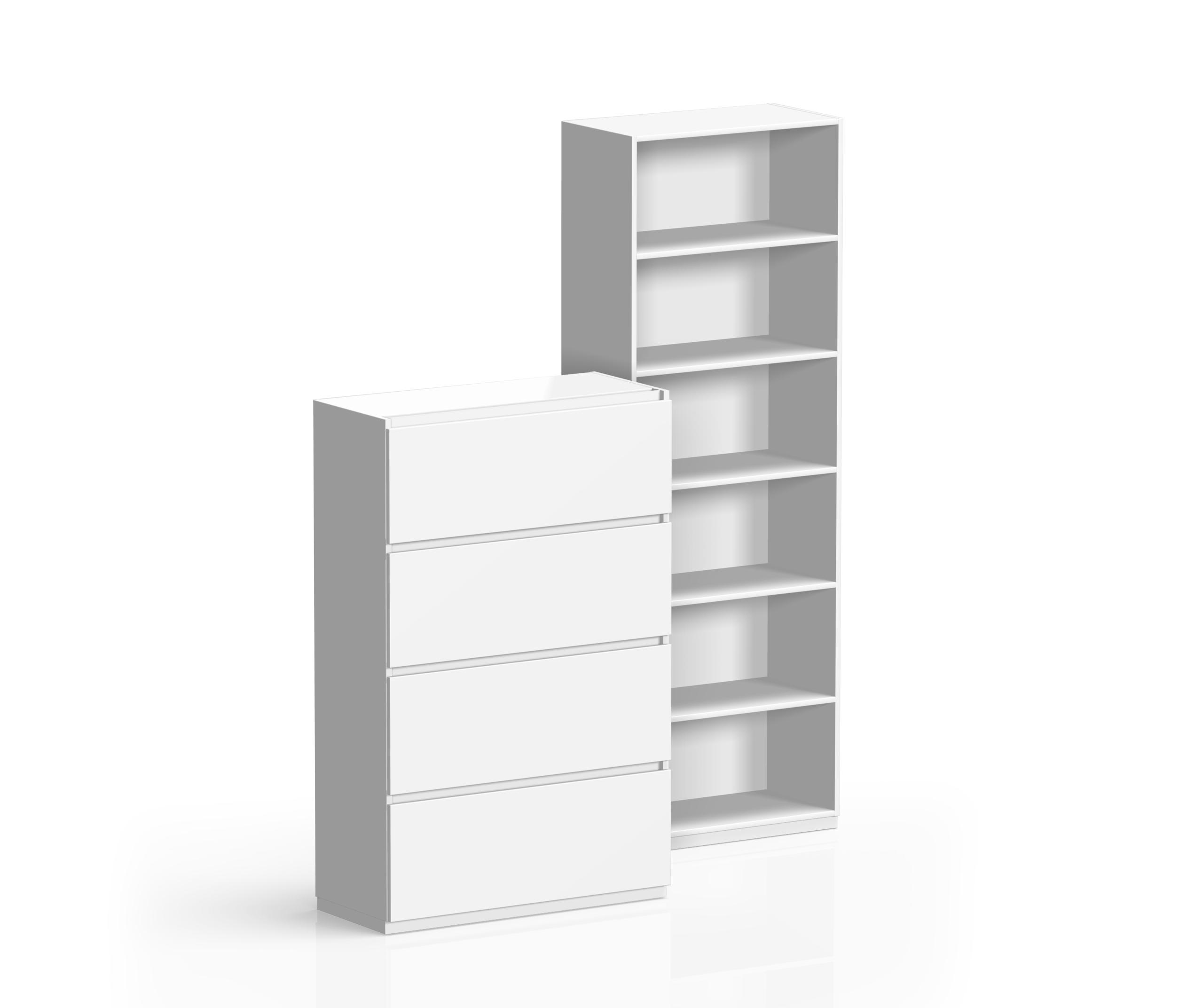INTAVIS STORAGE SYSTEM - Cabinets from Assmann Büromöbel | Architonic