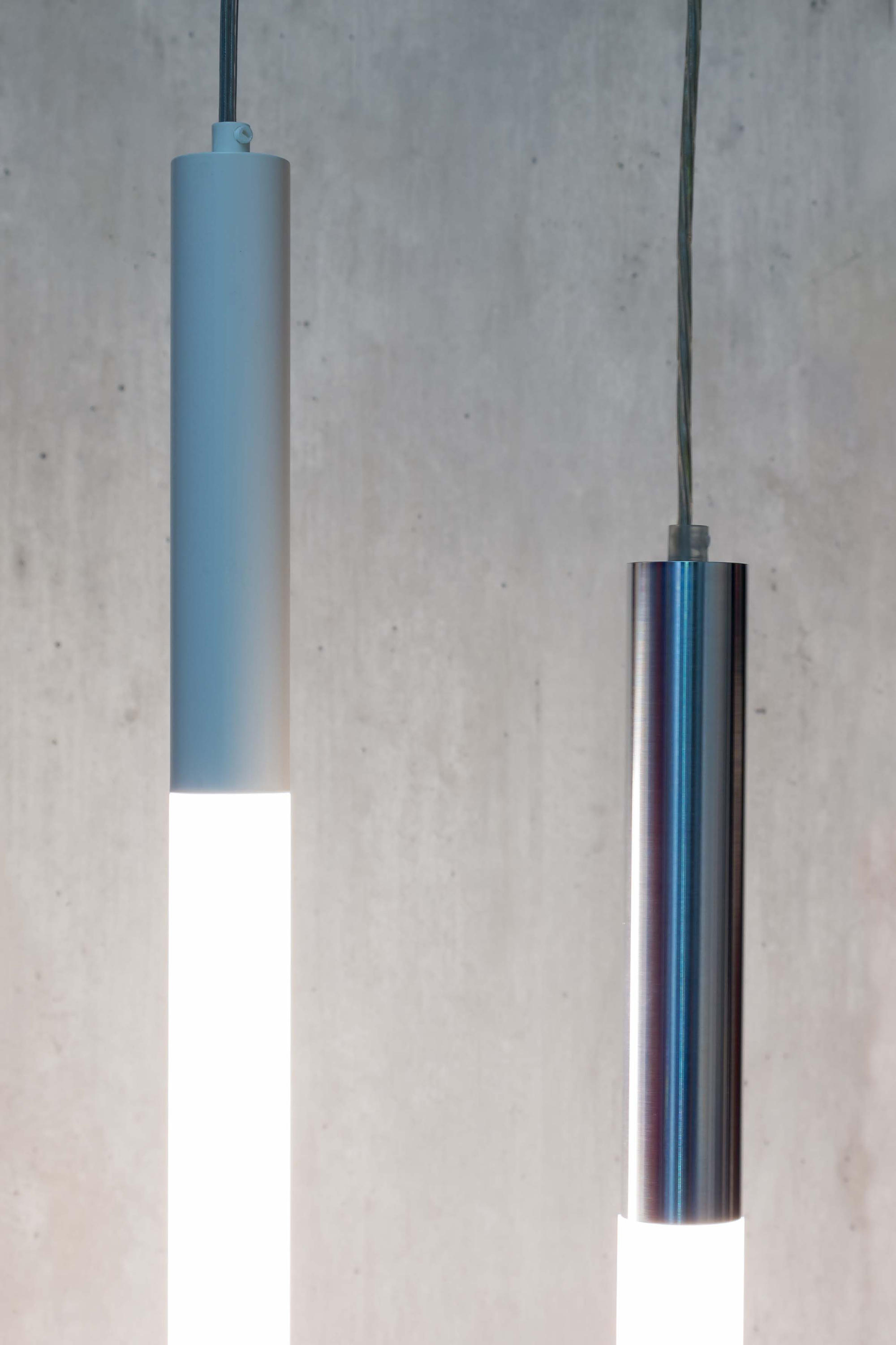 Solo Tube Suspended Lights From Archxx Architonic