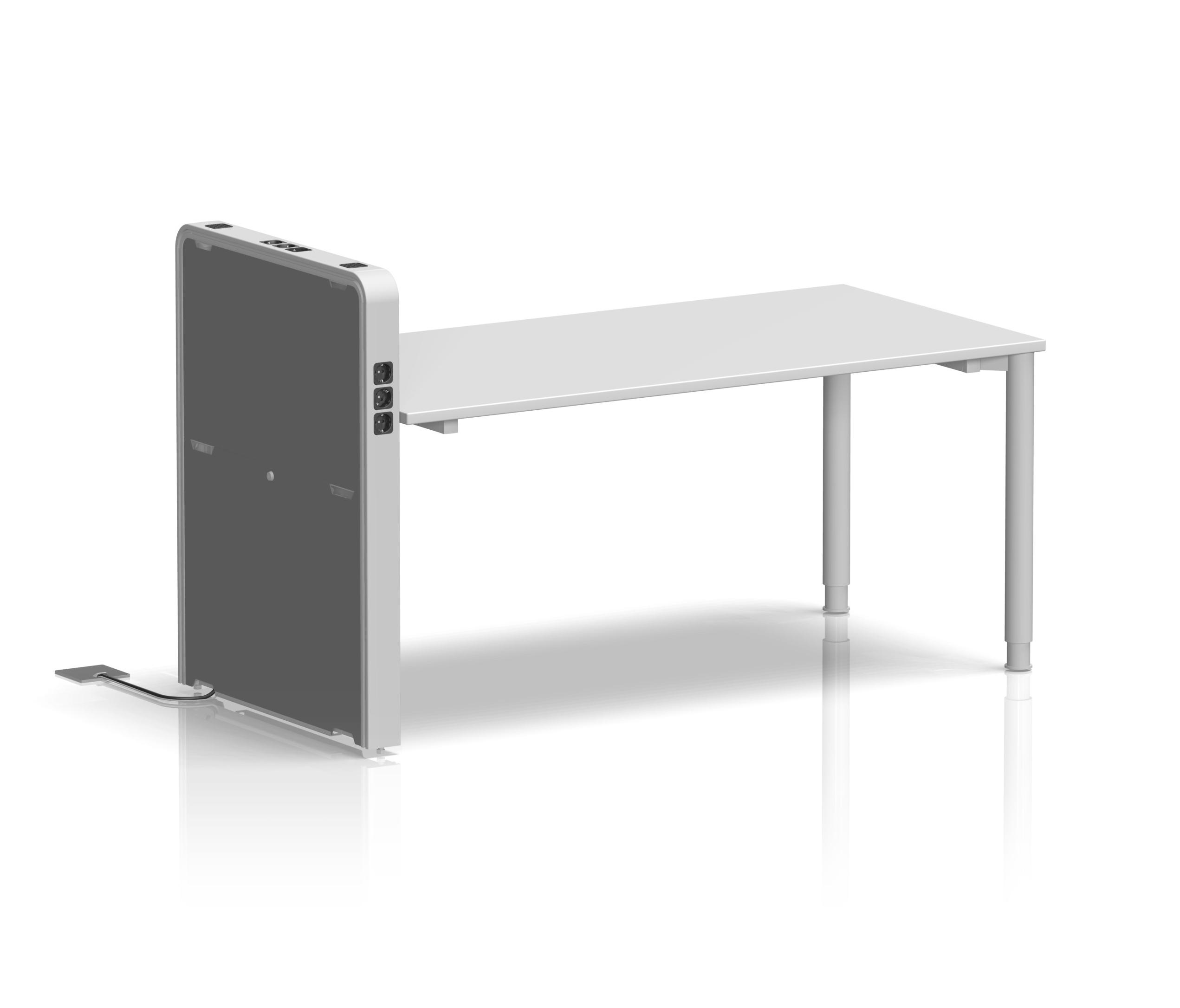 APPLICA WORKSTATION MODULES - Individual desks from Assmann ...