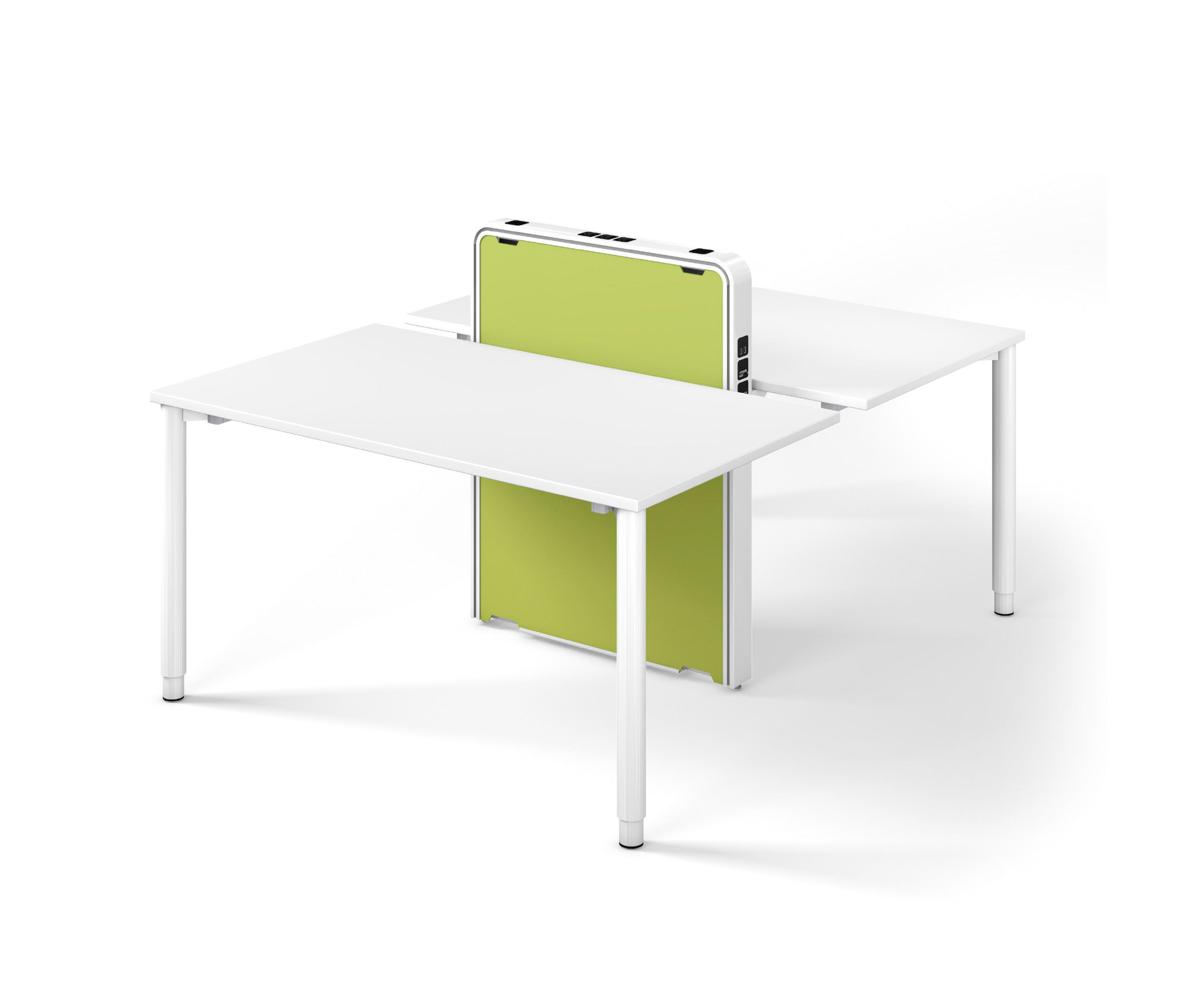 applica workstation modules desking systems from assmann. Black Bedroom Furniture Sets. Home Design Ideas
