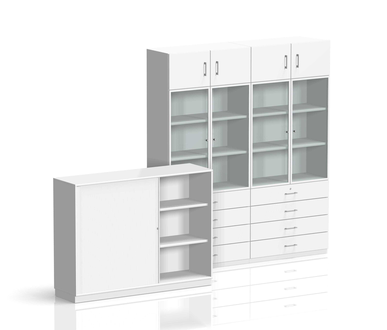 ALLVIA STORAGE CONCEPT - Cabinets from Assmann Büromöbel | Architonic