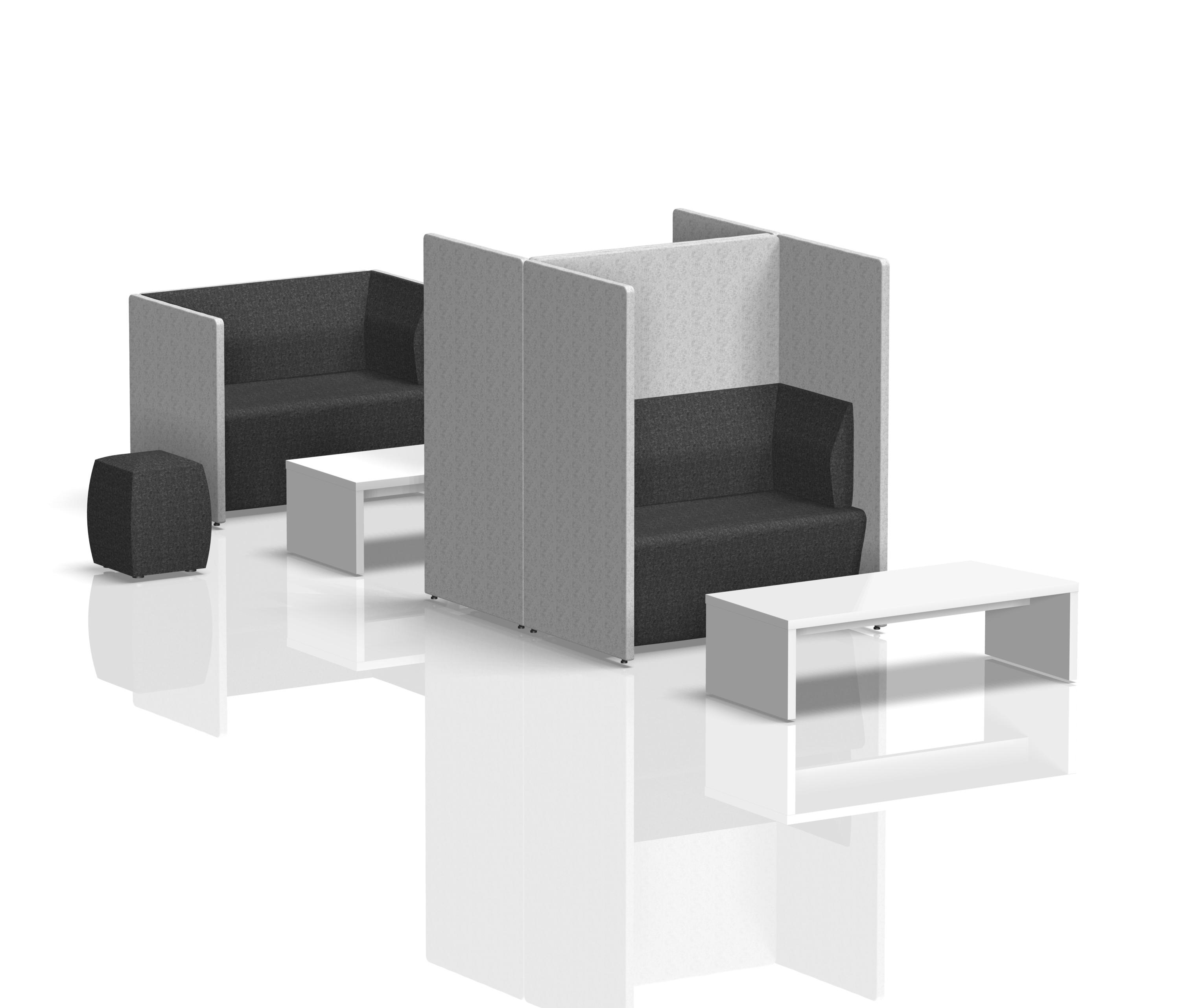 SYNEO LOUNGE FURNITURE - Lounge sofas from Assmann Büromöbel ...