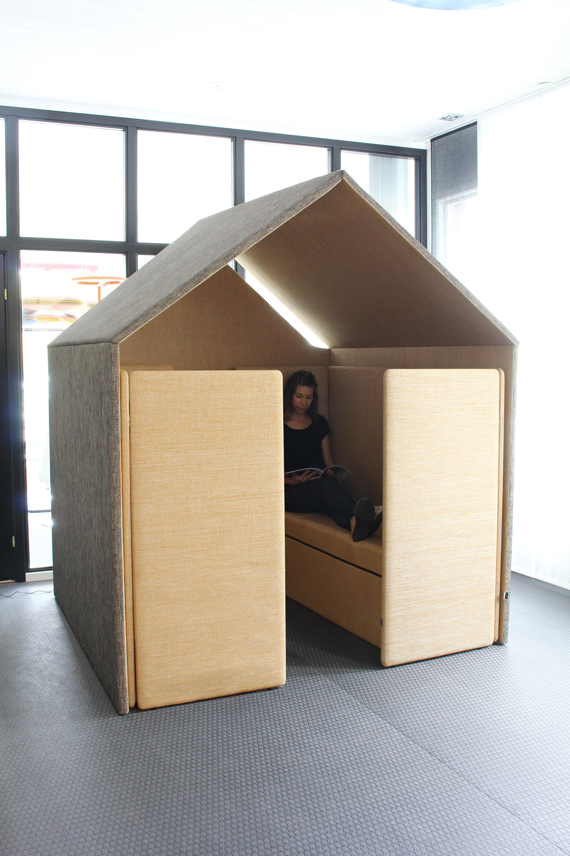 The Hut Office Pods From G 246 Tessons Architonic