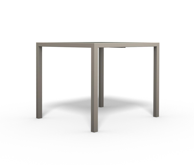 comfony 10 tisch quadratisch au entische von benkert. Black Bedroom Furniture Sets. Home Design Ideas