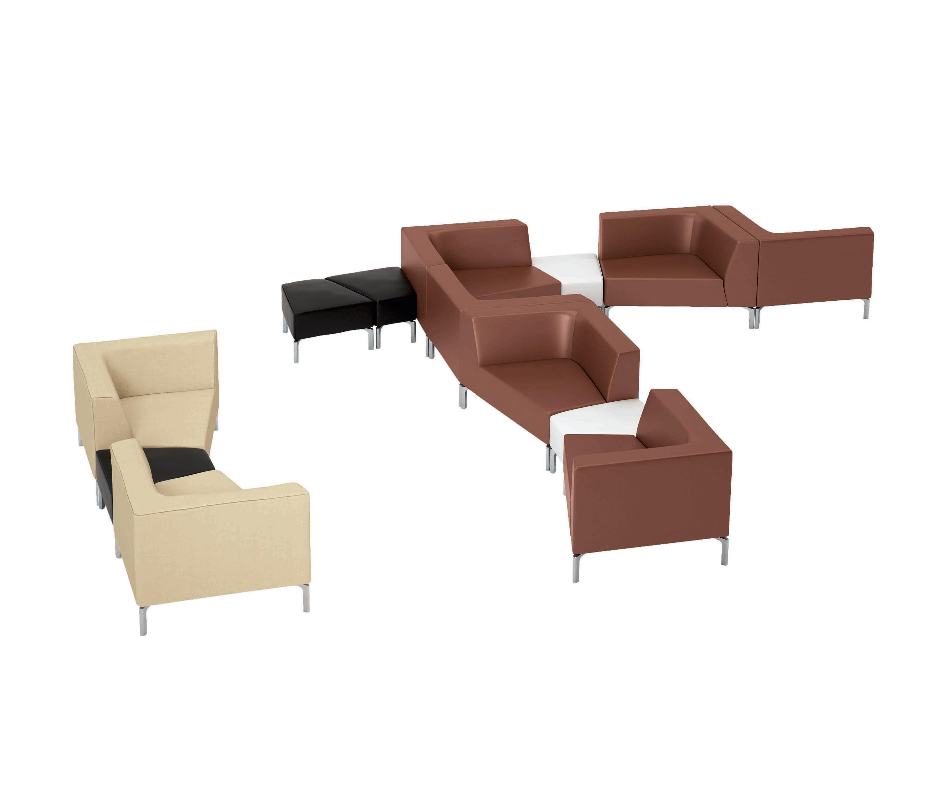 tangramis5 loungesofas von interstuhl b rom bel gmbh co kg architonic. Black Bedroom Furniture Sets. Home Design Ideas