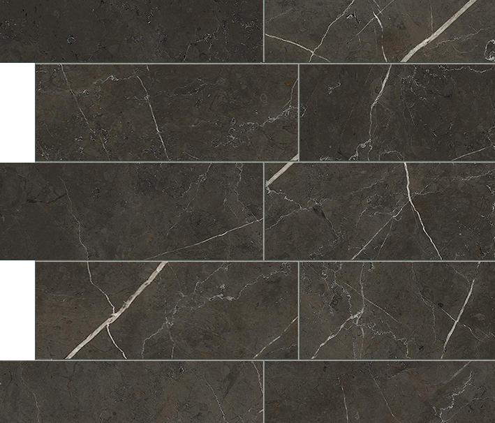 Anima decori composizione l graphite piastrelle - Decori per pavimenti ...