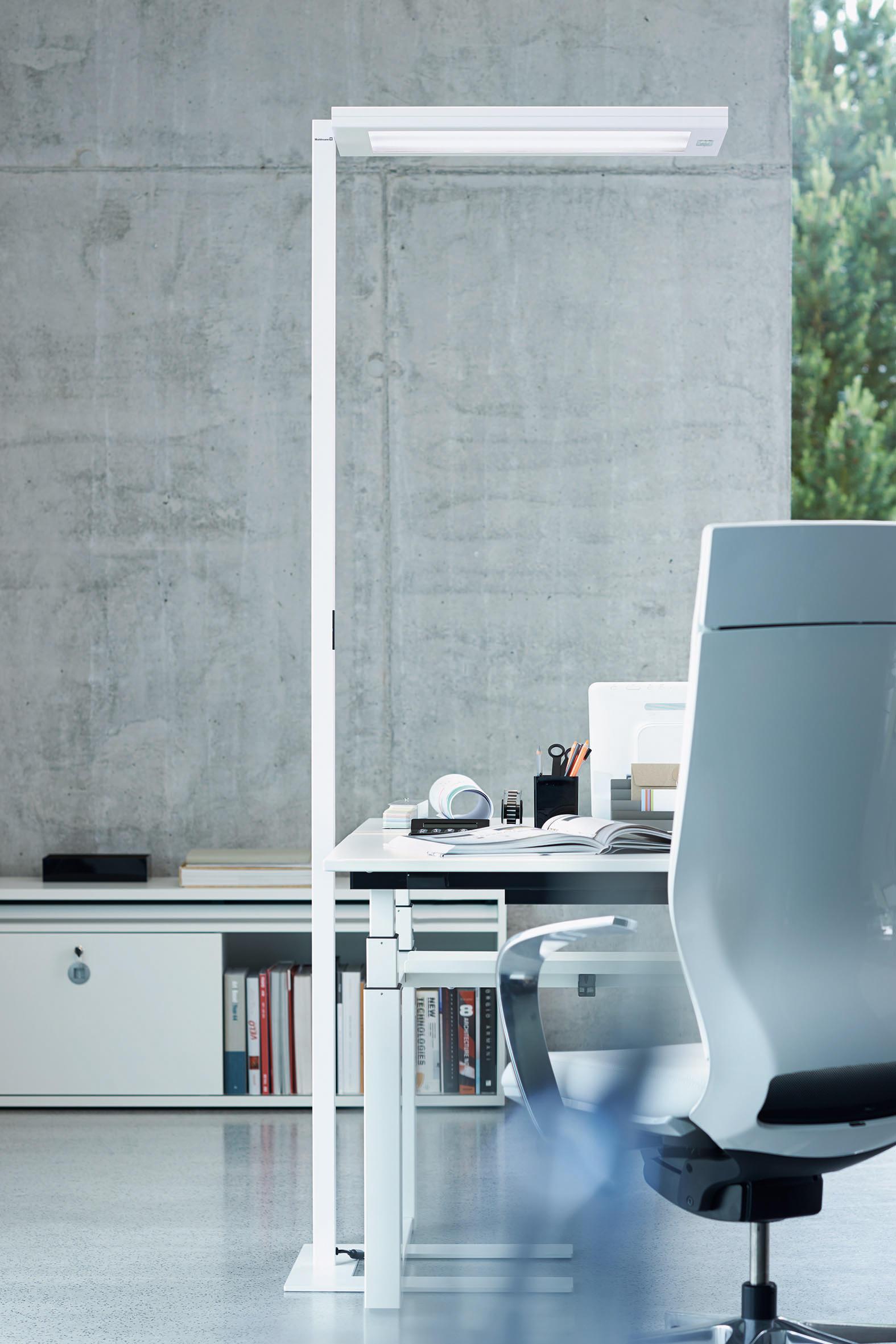 lavigo stehleuchte standleuchten von h waldmann. Black Bedroom Furniture Sets. Home Design Ideas