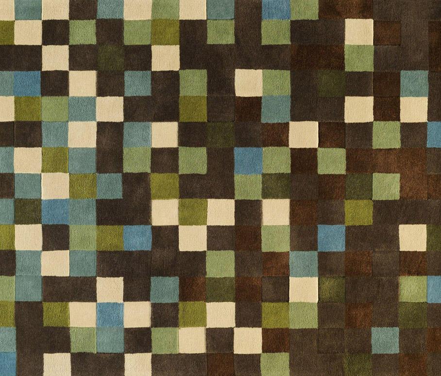 squares vert rugs designer rugs by toulemonde bochart architonic. Black Bedroom Furniture Sets. Home Design Ideas