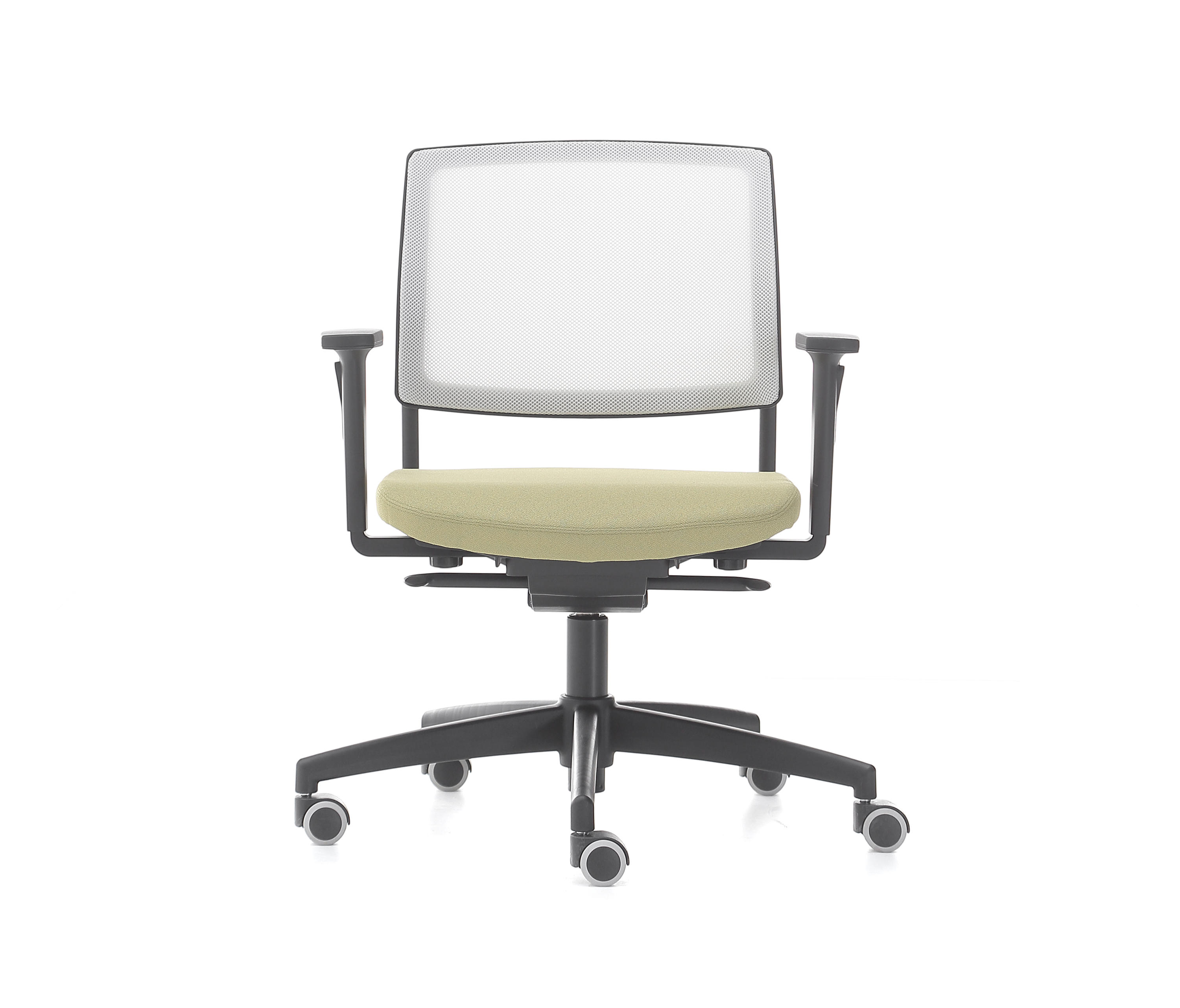 ... Trea Wheeled With Armrest By Nurus | Office Chairs ...
