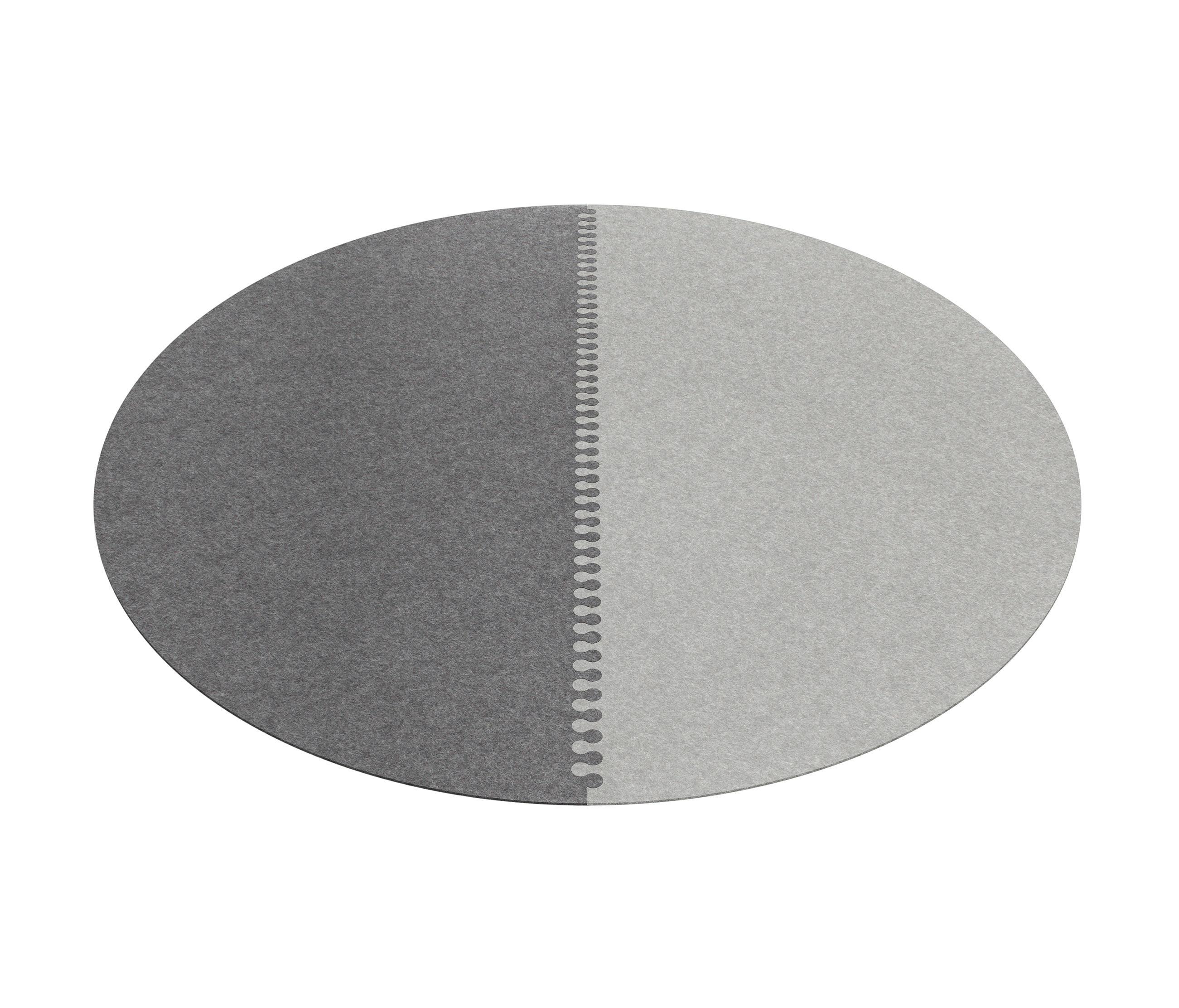 teppich zipp rund formatteppiche designerteppiche von hey sign architonic. Black Bedroom Furniture Sets. Home Design Ideas