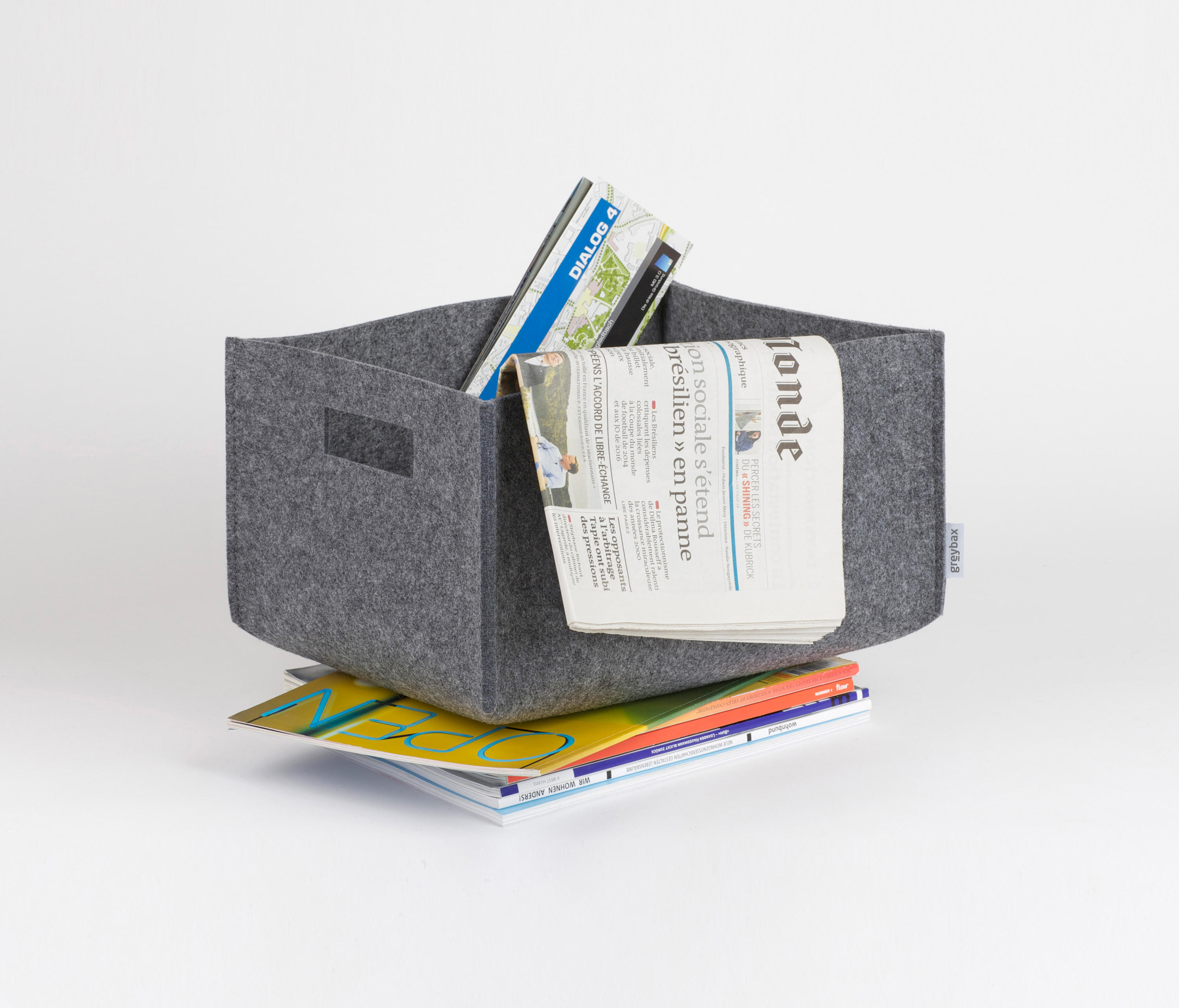 PICK UP SMALL - Storage boxes from greybax | Architonic