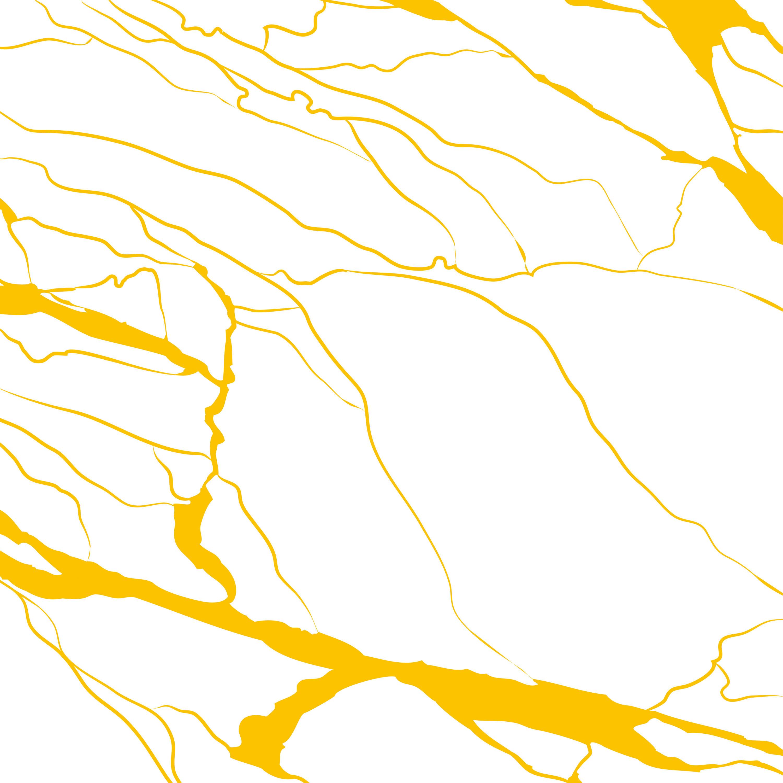 artwork marble yellow