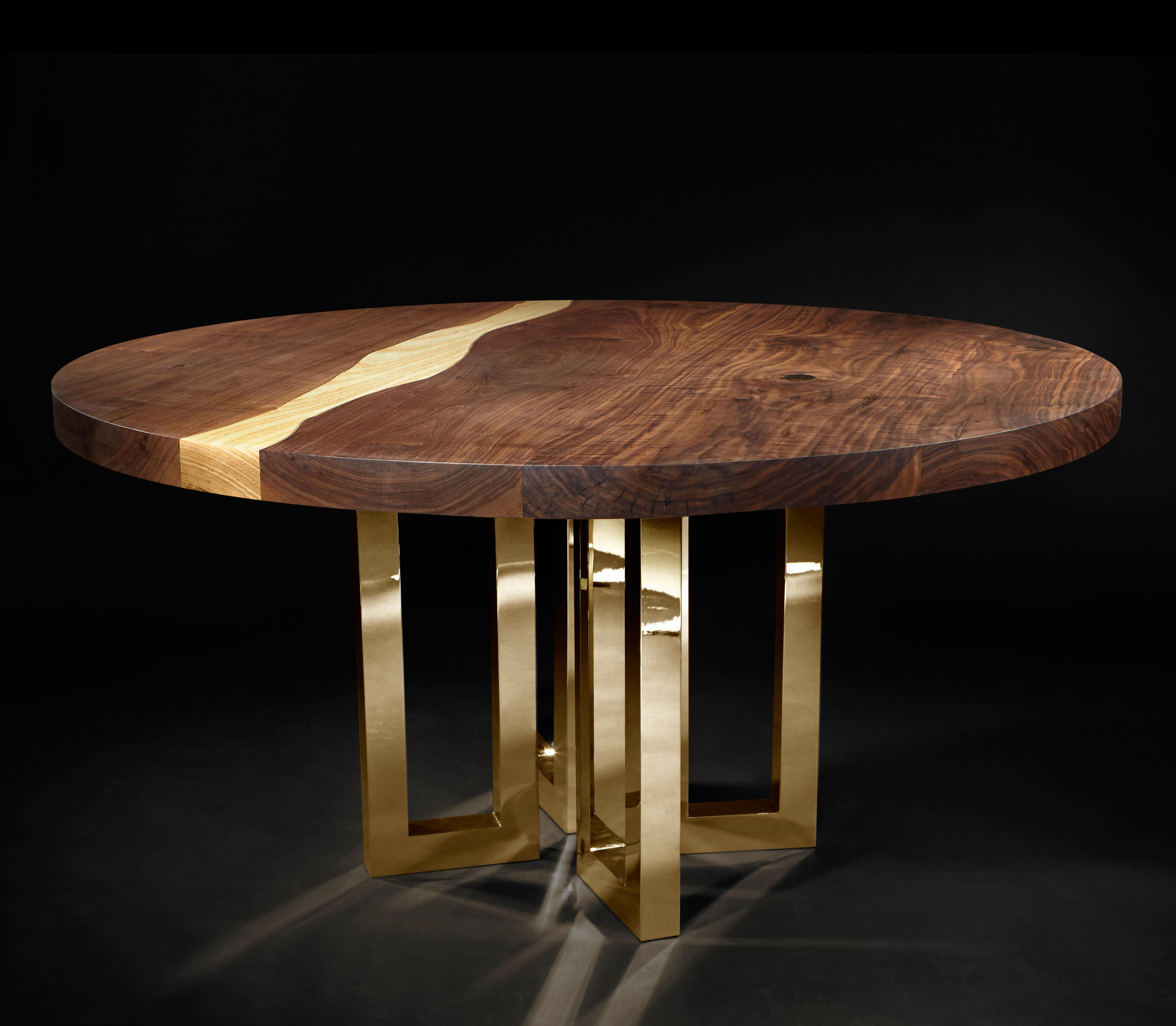 Il Pezzo 6 Round Table Dining Tables From Il Pezzo