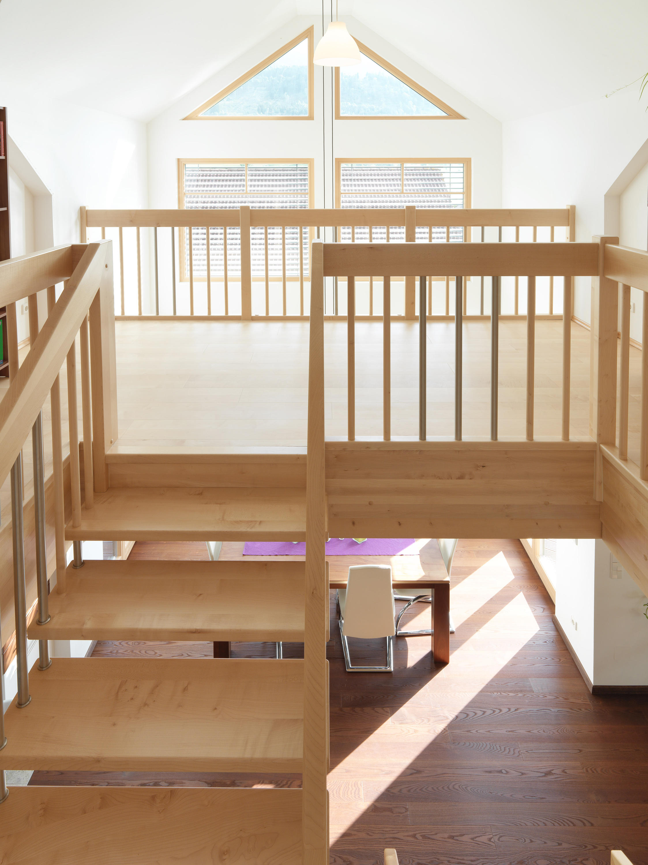 STAIRs Maple Basic By Admonter Holzindustrie AG | Staircase Systems