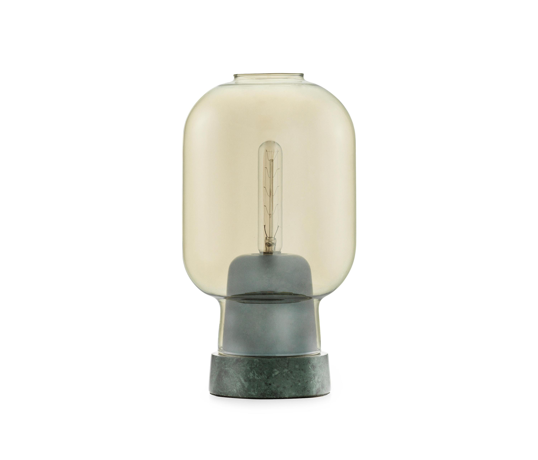 amp table lamp general lighting from normann copenhagen. Black Bedroom Furniture Sets. Home Design Ideas