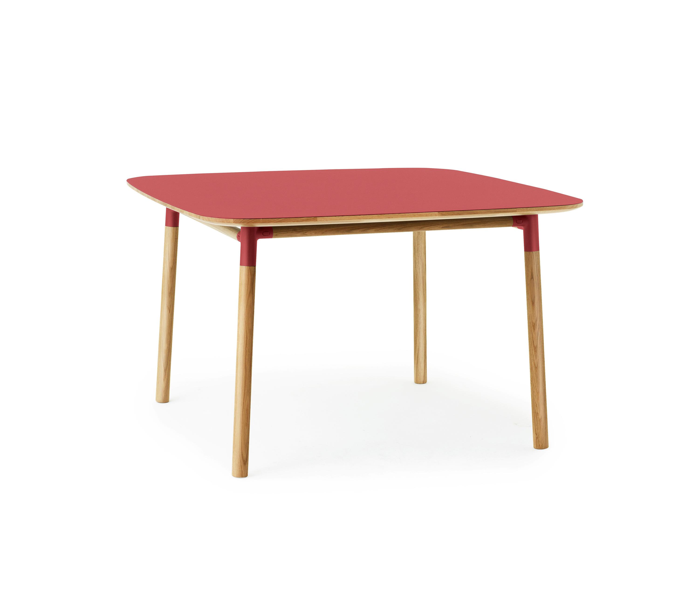 Form table restaurant tables from normann copenhagen for Table cuisine 70 x 120