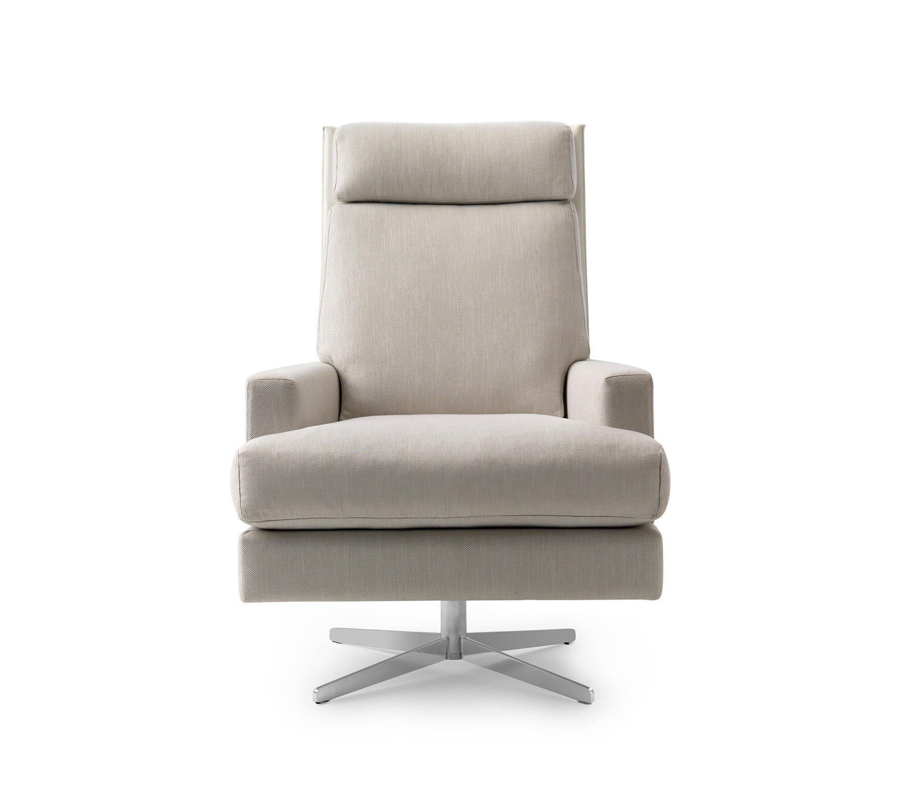 GENERAL BASE SWIVEL ARMCHAIR - Armchairs from Bench ...
