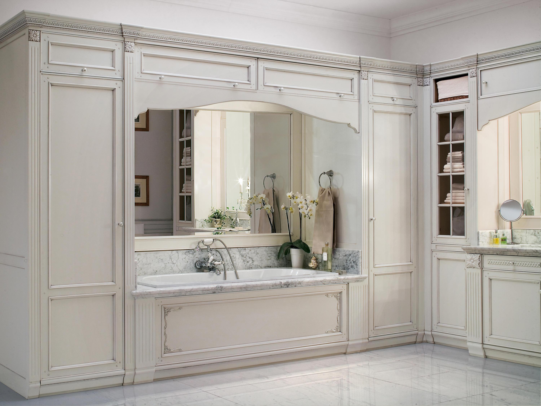 Rialto stanza da bagno vasca lavabo sistemi ged arredamenti srl architonic - Barbati bagno srl ...