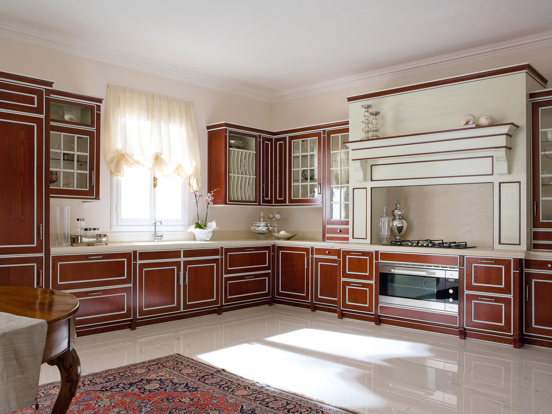 Luxury cucina cucine a parete ged arredamenti srl - Cucine a parete ...