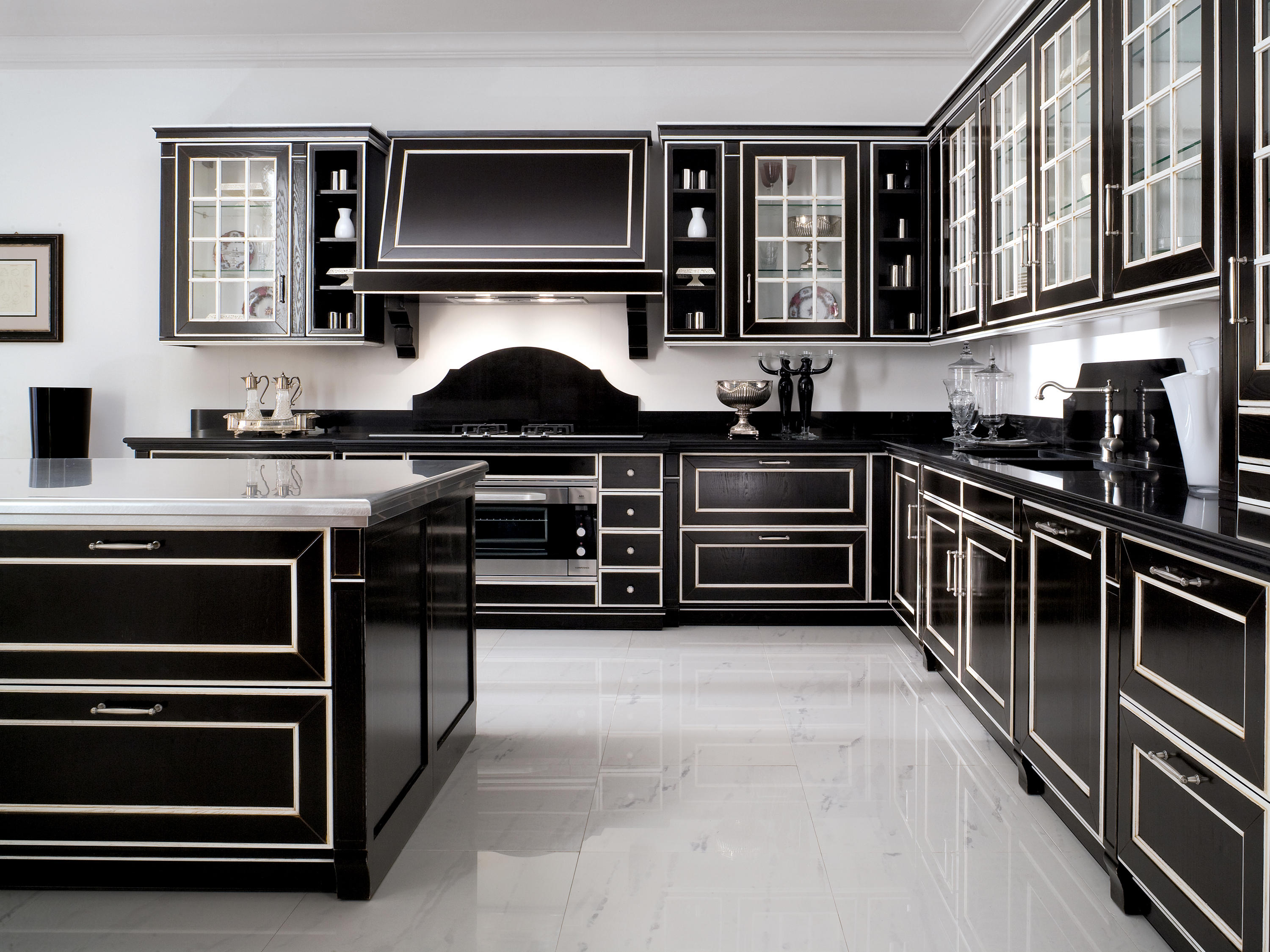 Luxury kitchen fitted kitchens from ged arredamenti - Cucine lussuose moderne ...