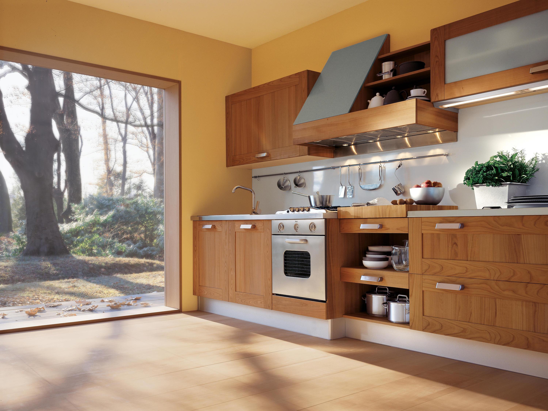Naturasia cucina cucine a parete ged arredamenti srl for G g arredamenti
