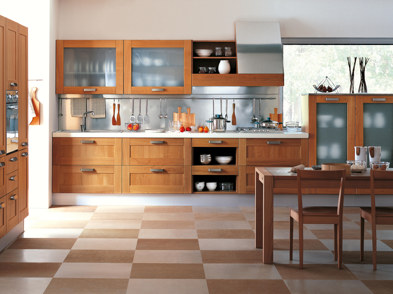 Naturasia cucina cucine a parete ged arredamenti srl - Cucine a parete ...
