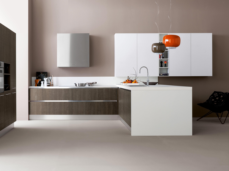 Space cucina cucine a parete ged arredamenti srl - Cucine a parete ...