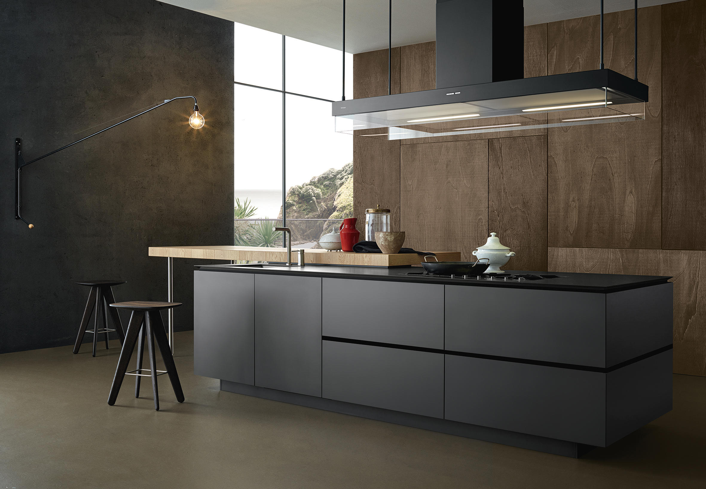 Artex Island Kitchens From Poliform Architonic