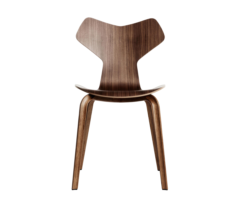 grand prix 4130 besucherst hle von fritz hansen. Black Bedroom Furniture Sets. Home Design Ideas