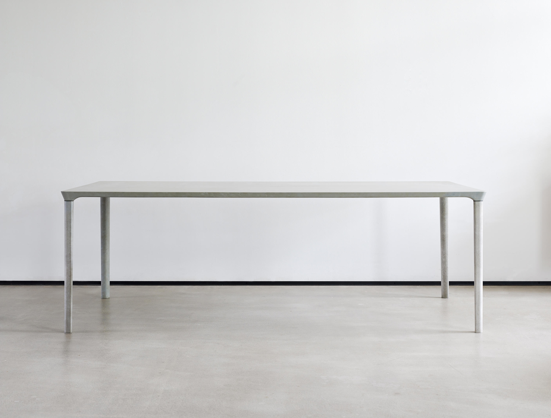 Esstisch Betonoptik esstische mit tischplatte aus beton hochwertige designer esstische