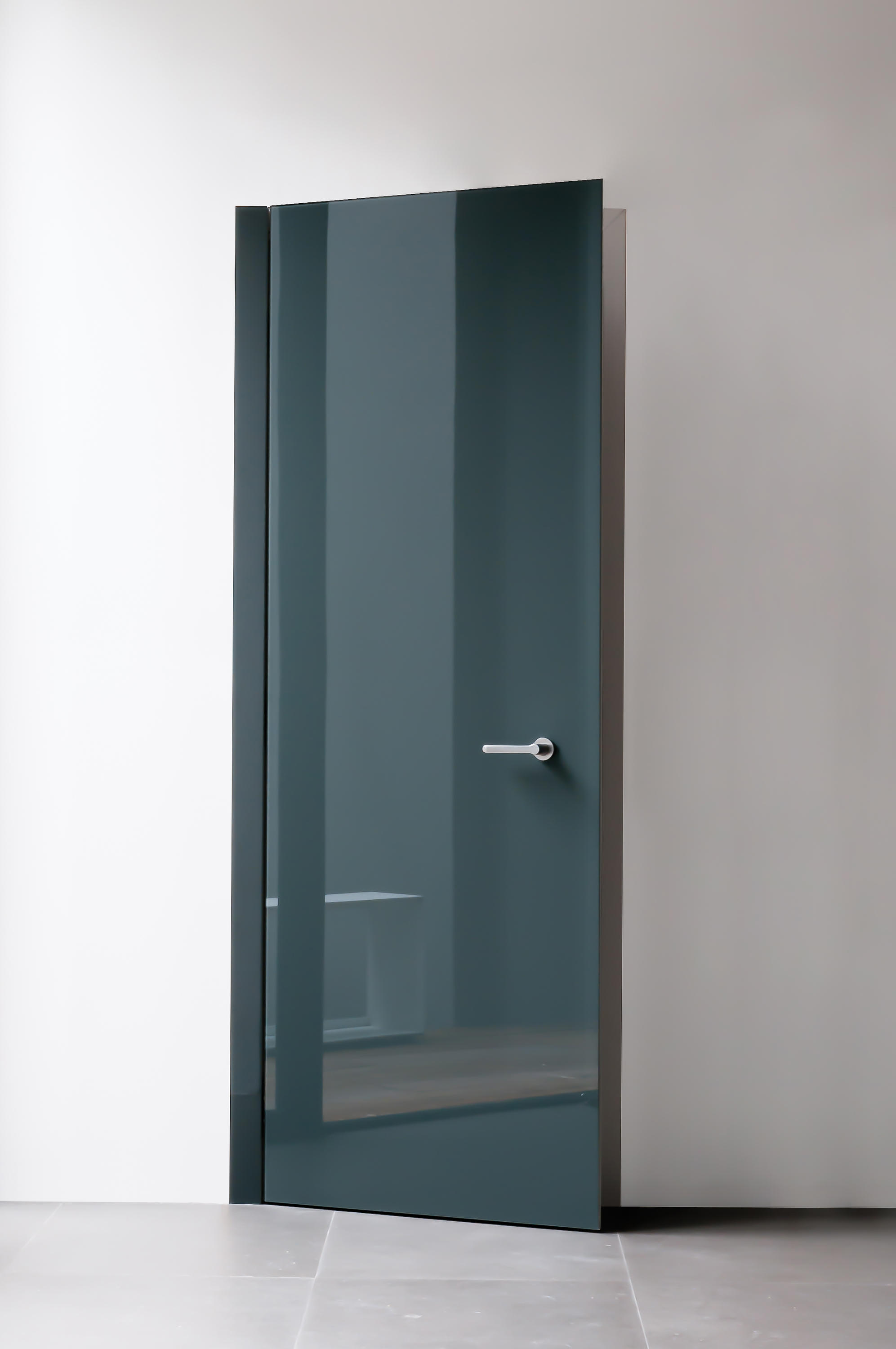 Level swing door | Glass room doors | Albed : frameless doors - pezcame.com