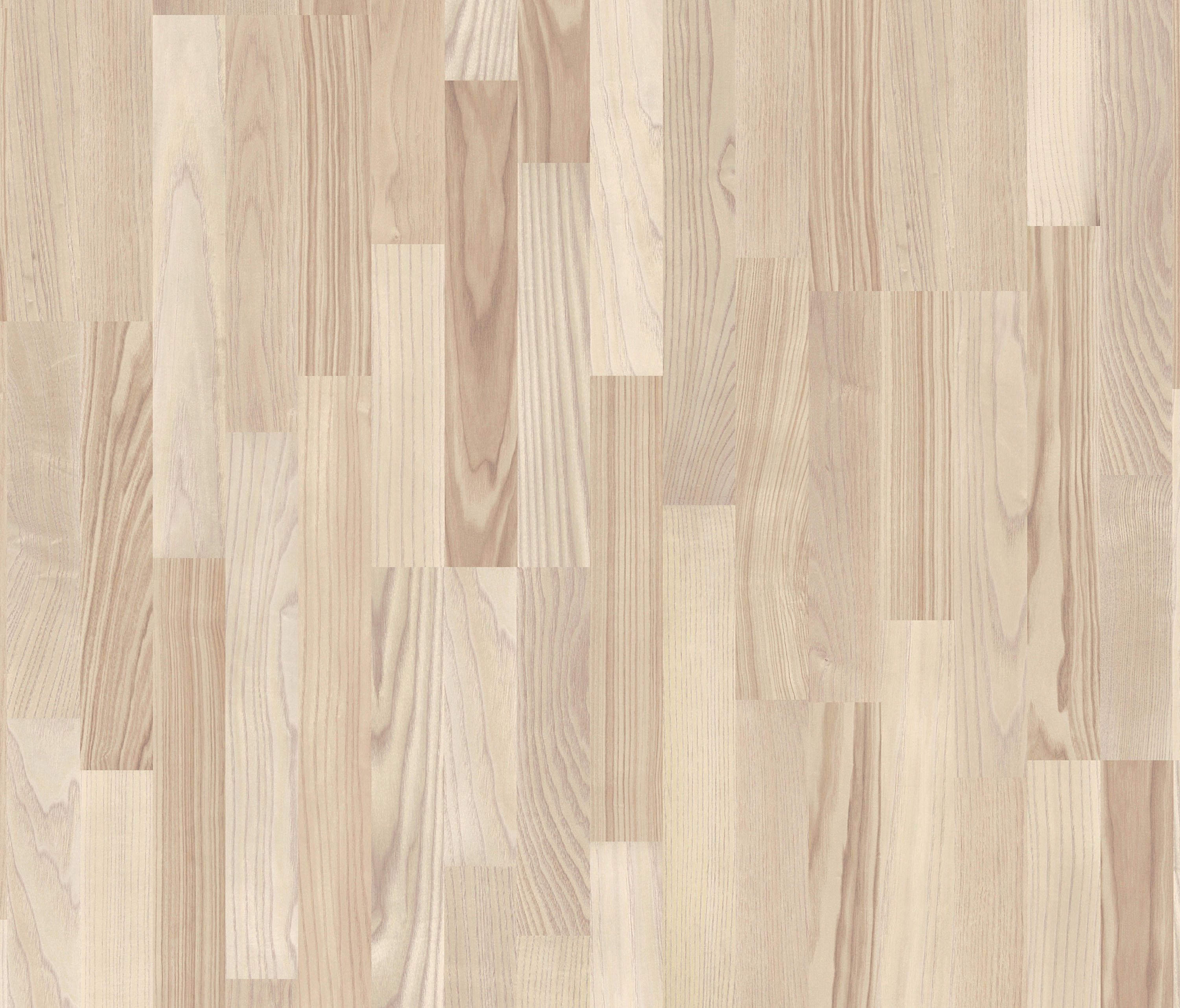 Classic Plank Nordic Ash 3 Strip Laminate Flooring From