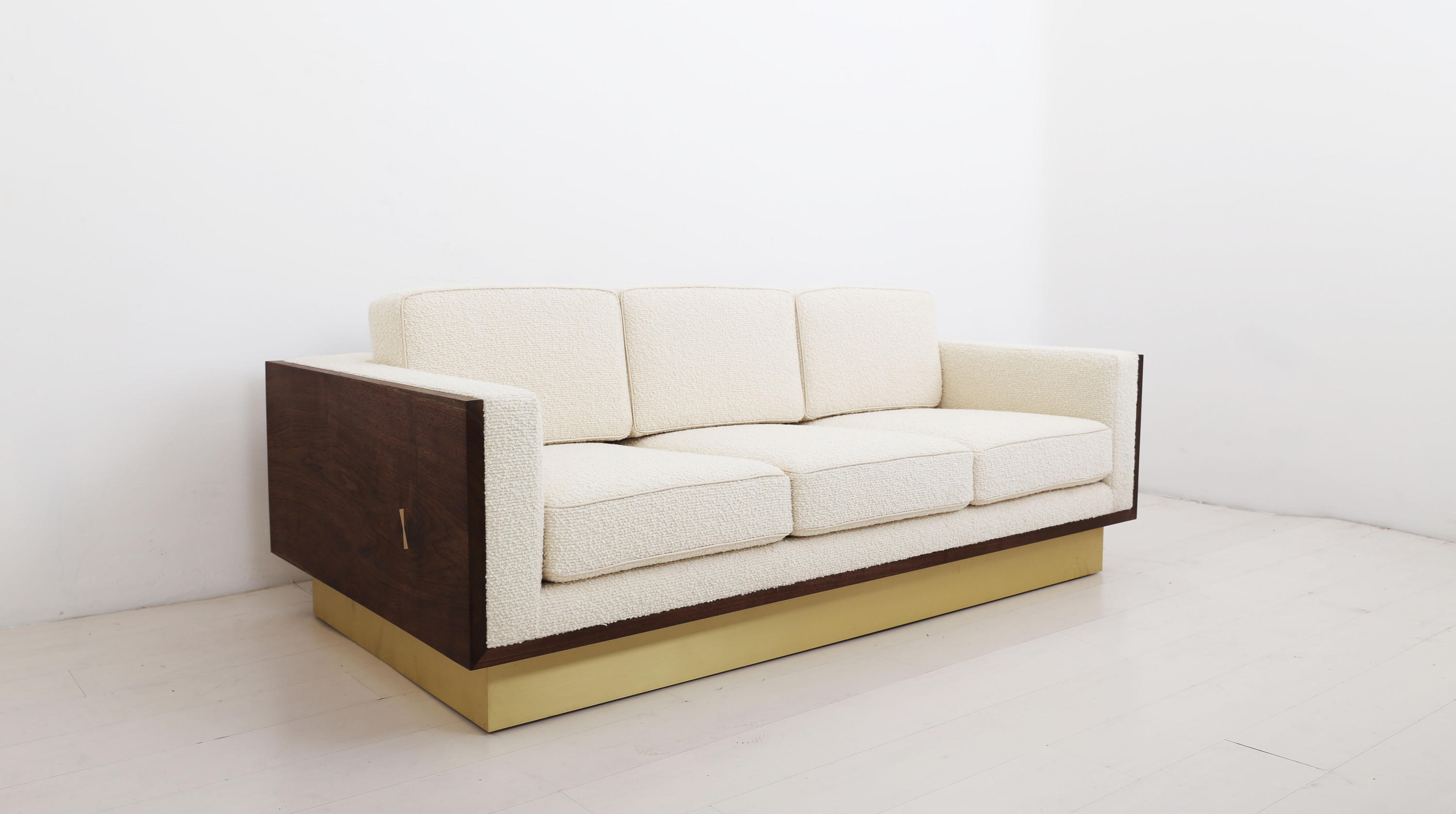 ST PIERRE SOFA Lounge sofas from Uhuru Design
