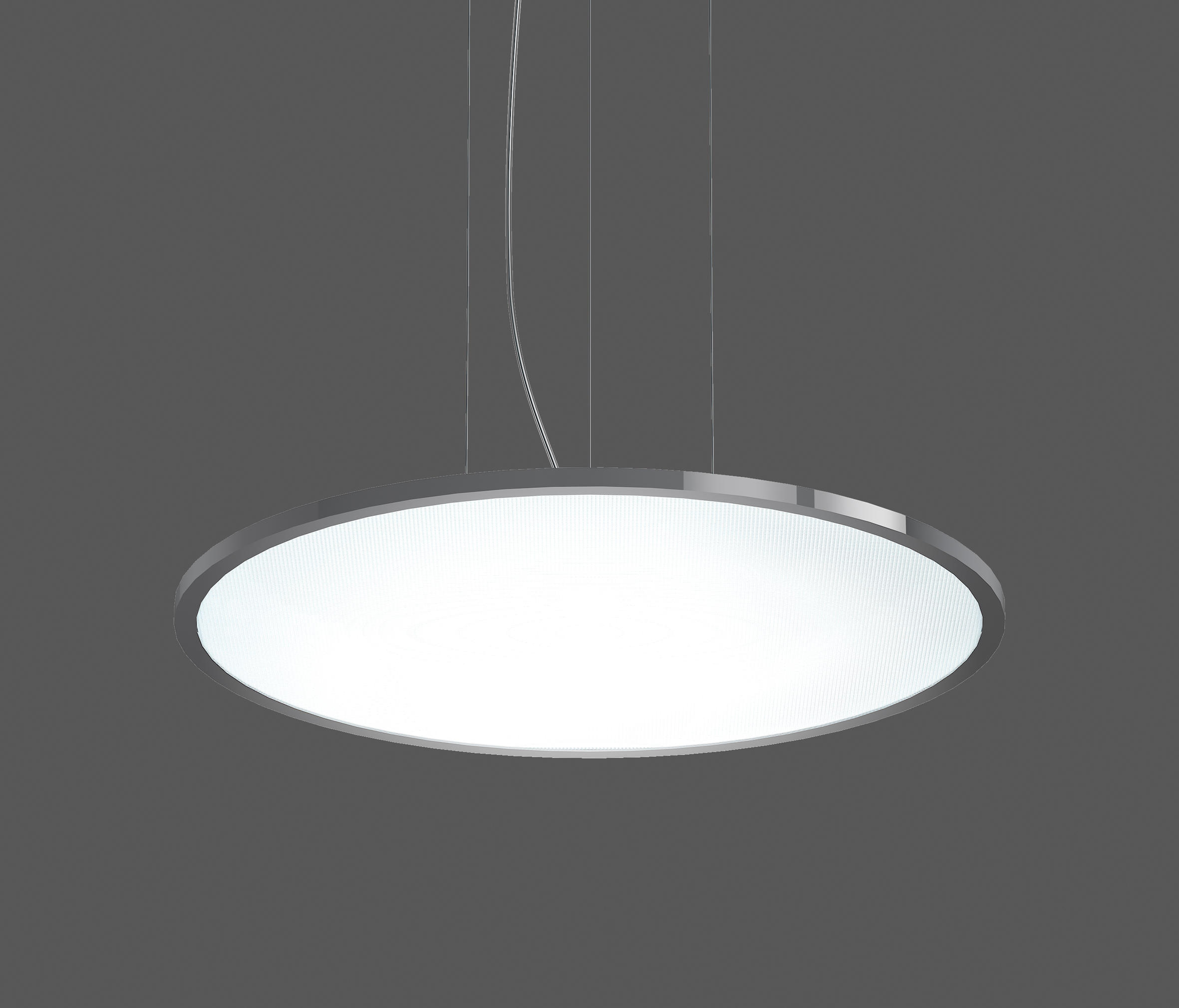 Sidelite® Round Pendant luminaires - General lighting by RZB ...