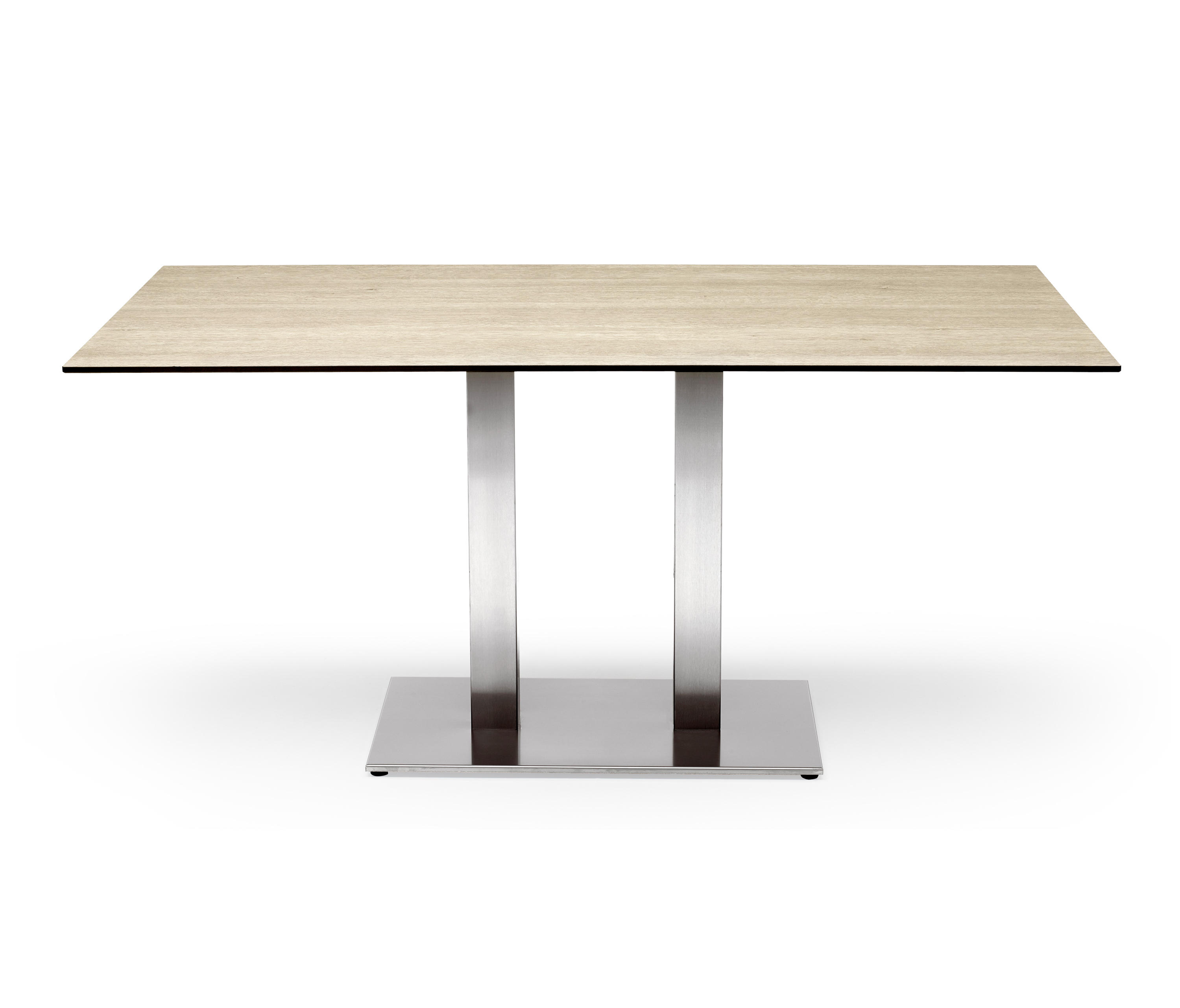 Tiffany two column restaurant tables from scab design for Table design for restaurant