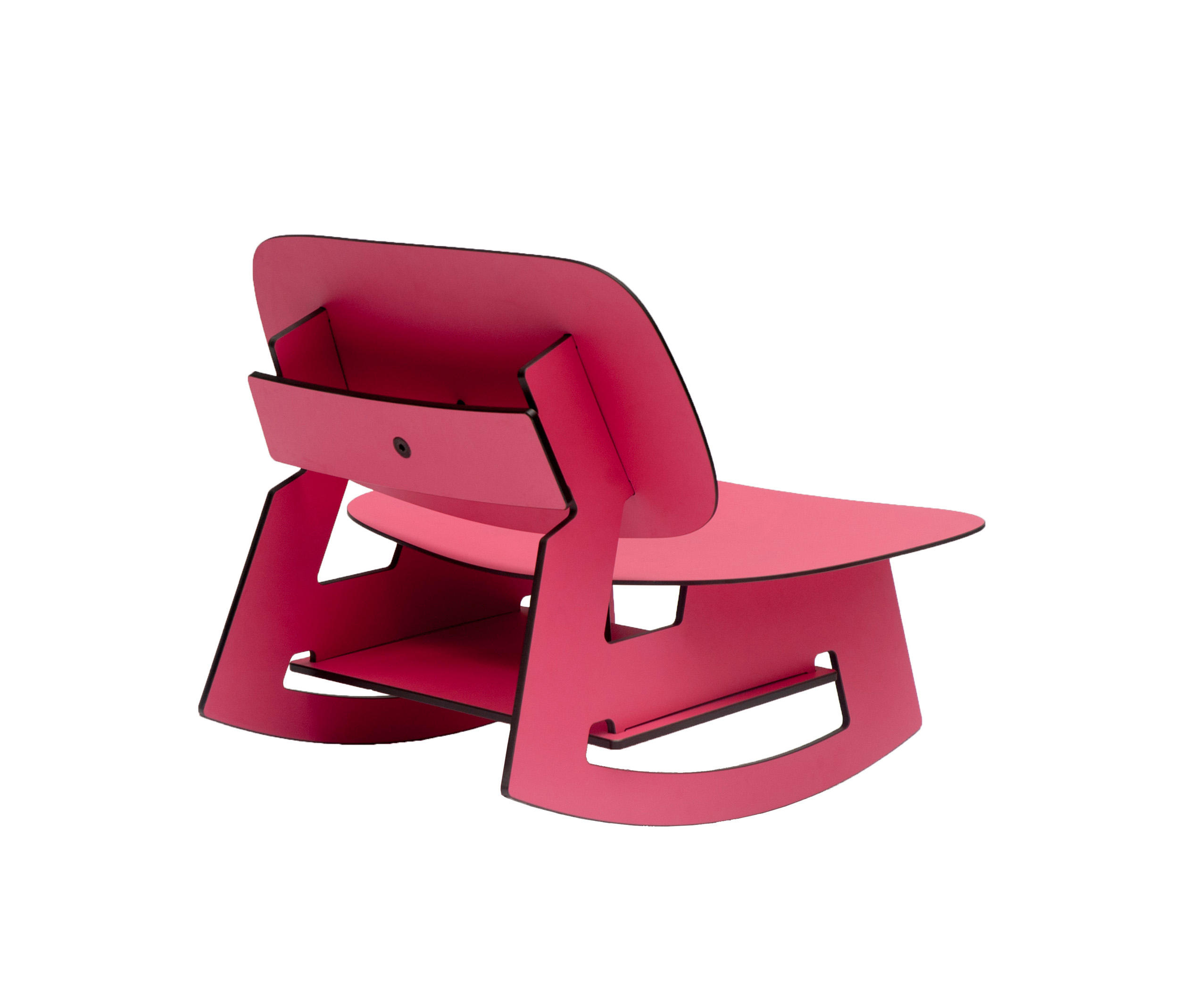 LOBBYIST ROCKER FOR KIDS ROCKING CHAIR Kids chairs from pliet
