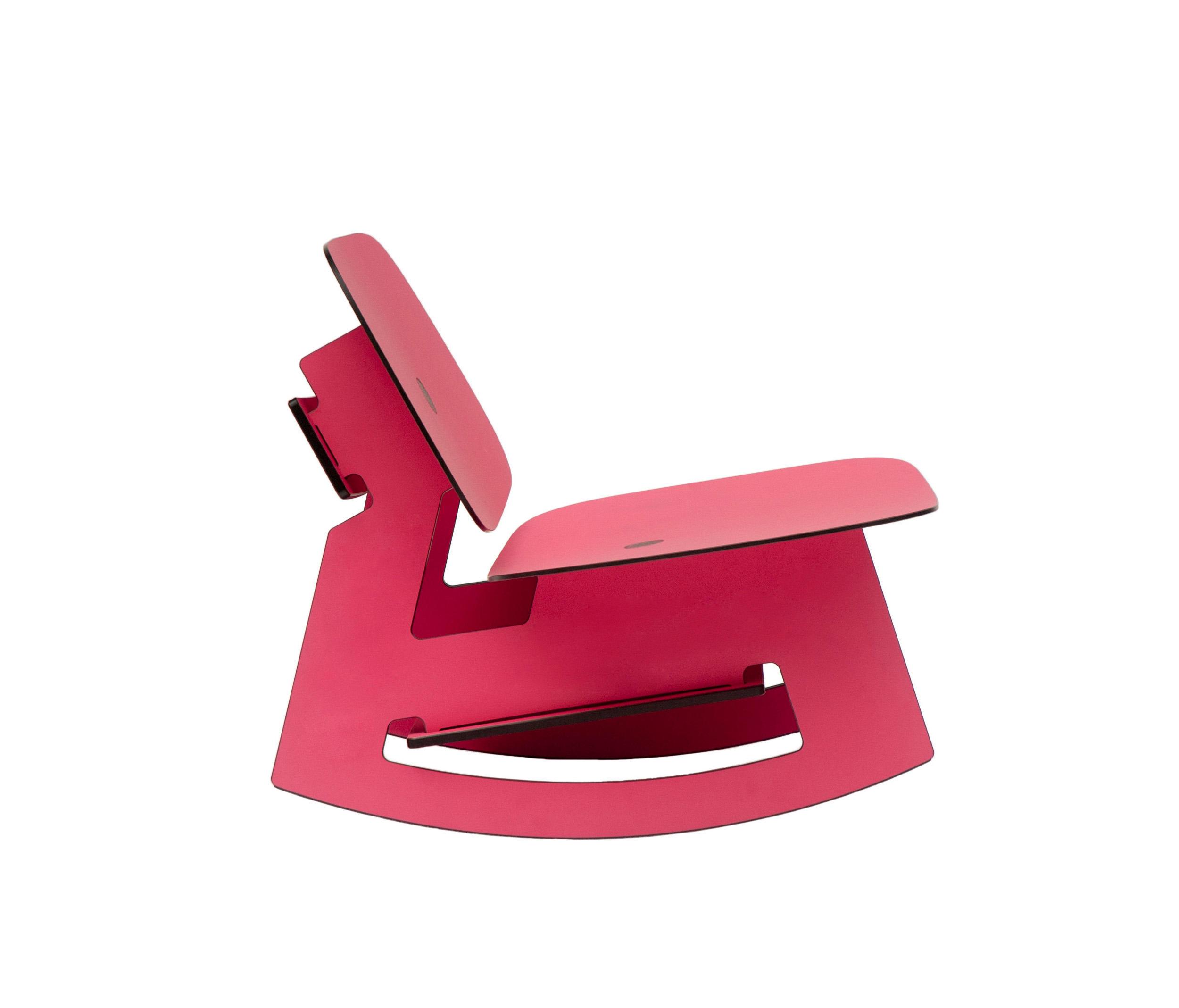 LOBBYIST ROCKER FOR KIDS ROCKING CHAIR Kids chairs from pliet