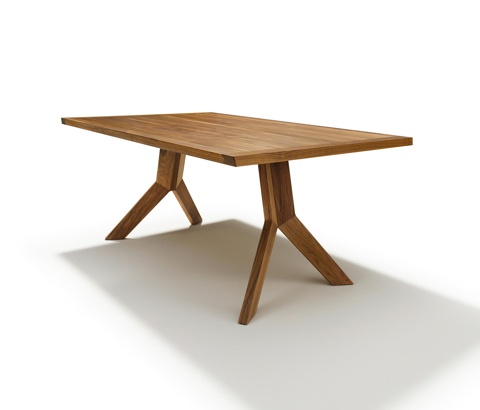 Yps fixed table dining tables from team 7 architonic for Team 7 tisch