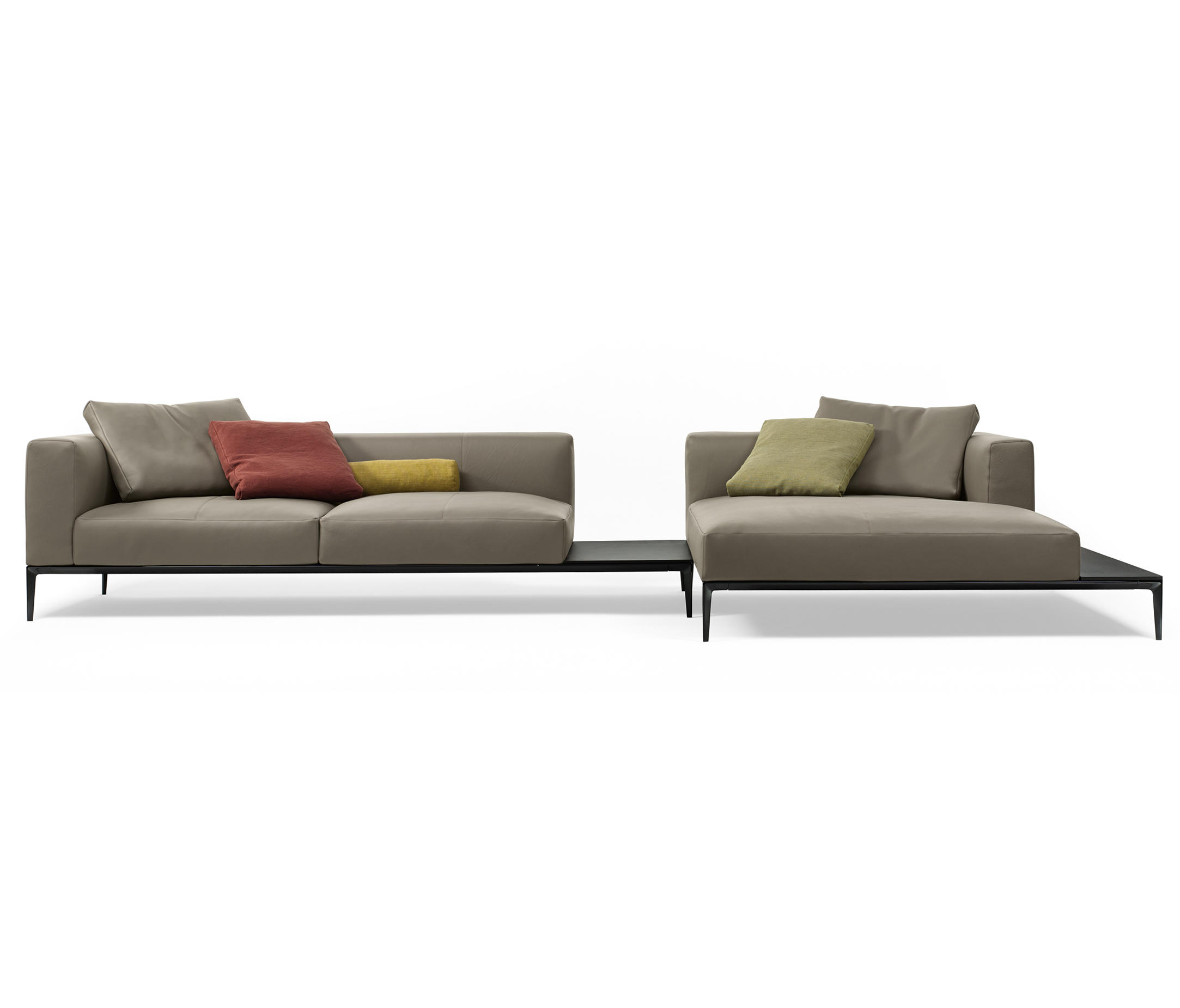 jaan living sofa modular sofa systems from walter knoll. Black Bedroom Furniture Sets. Home Design Ideas