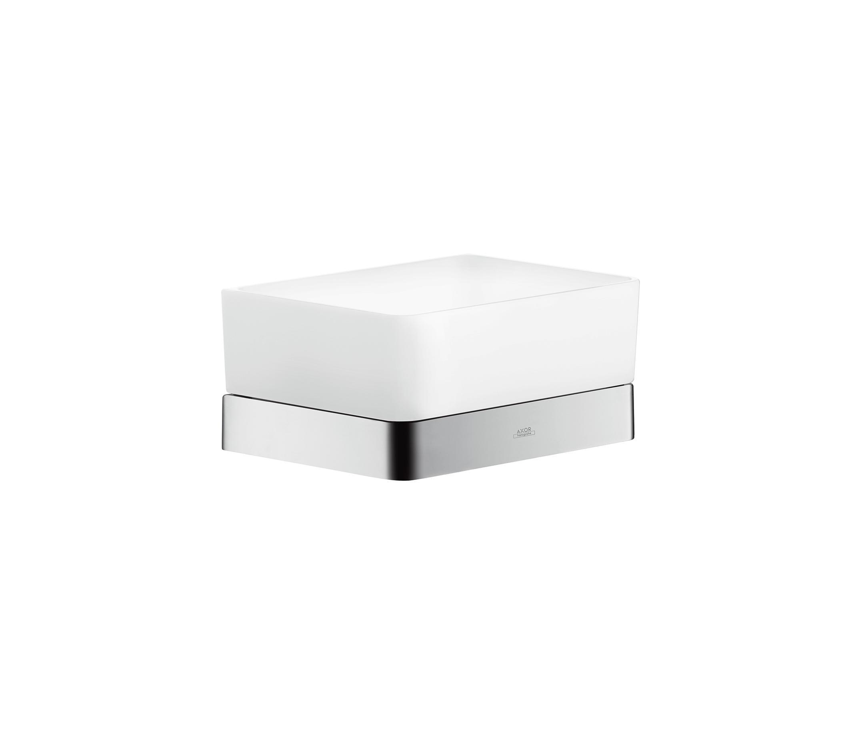 axor universal accessories ablage f r dusche ablagen ablagenhalter von axor architonic. Black Bedroom Furniture Sets. Home Design Ideas