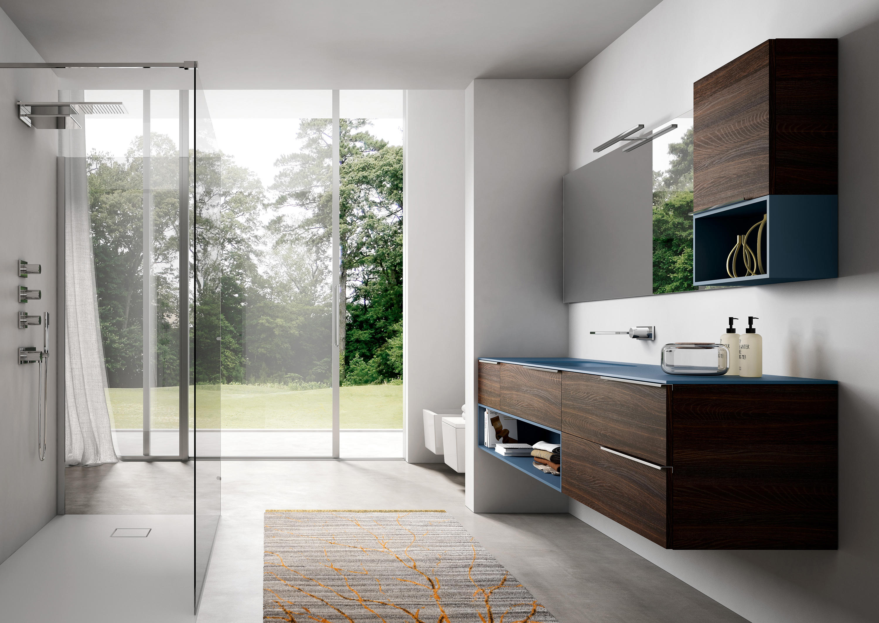 Idea Mobili Da Bagno.My Time 01 Wall Cabinets From Idea Group Architonic