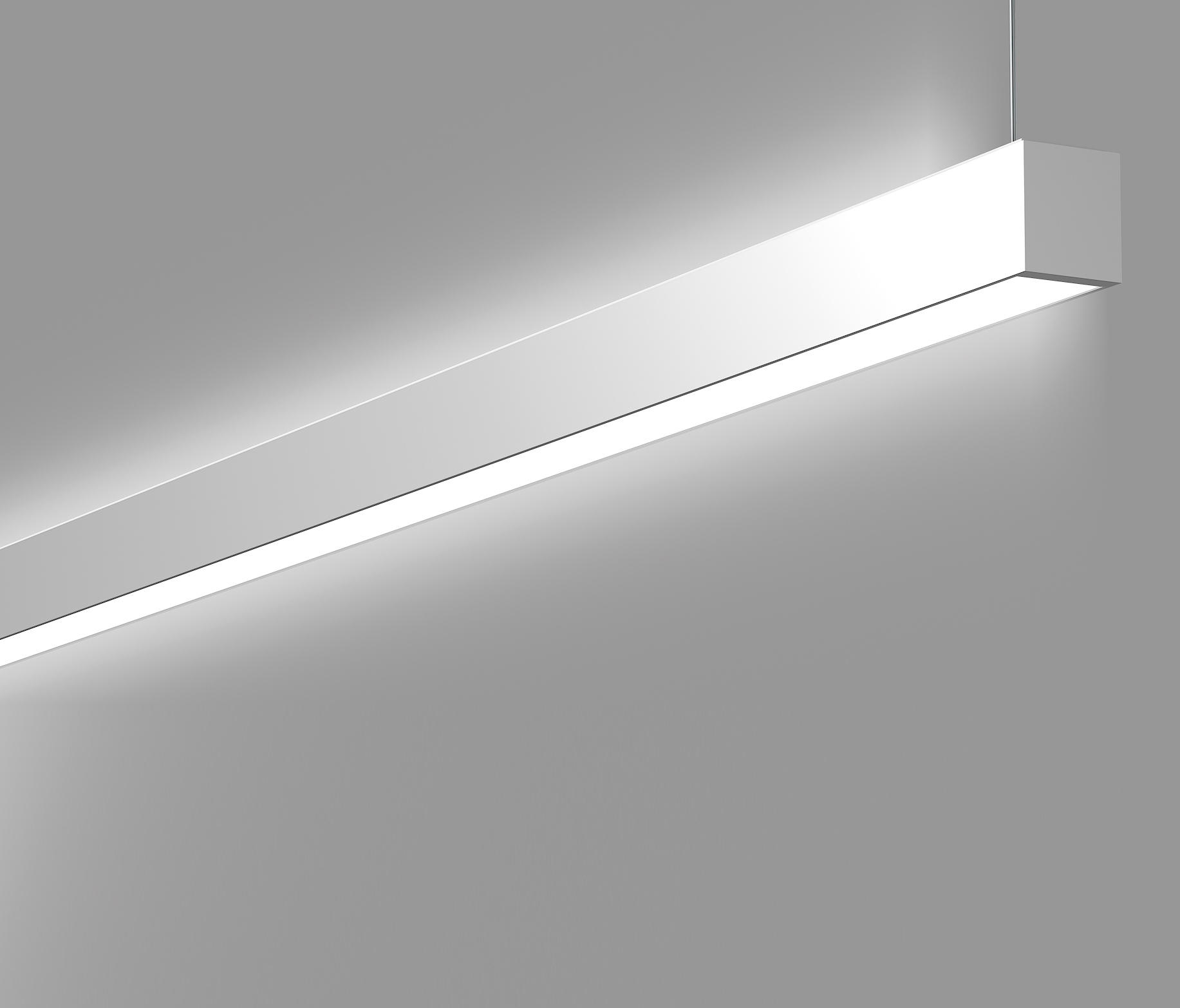 LESS IS MORE LED LINEAR SYSTEM
