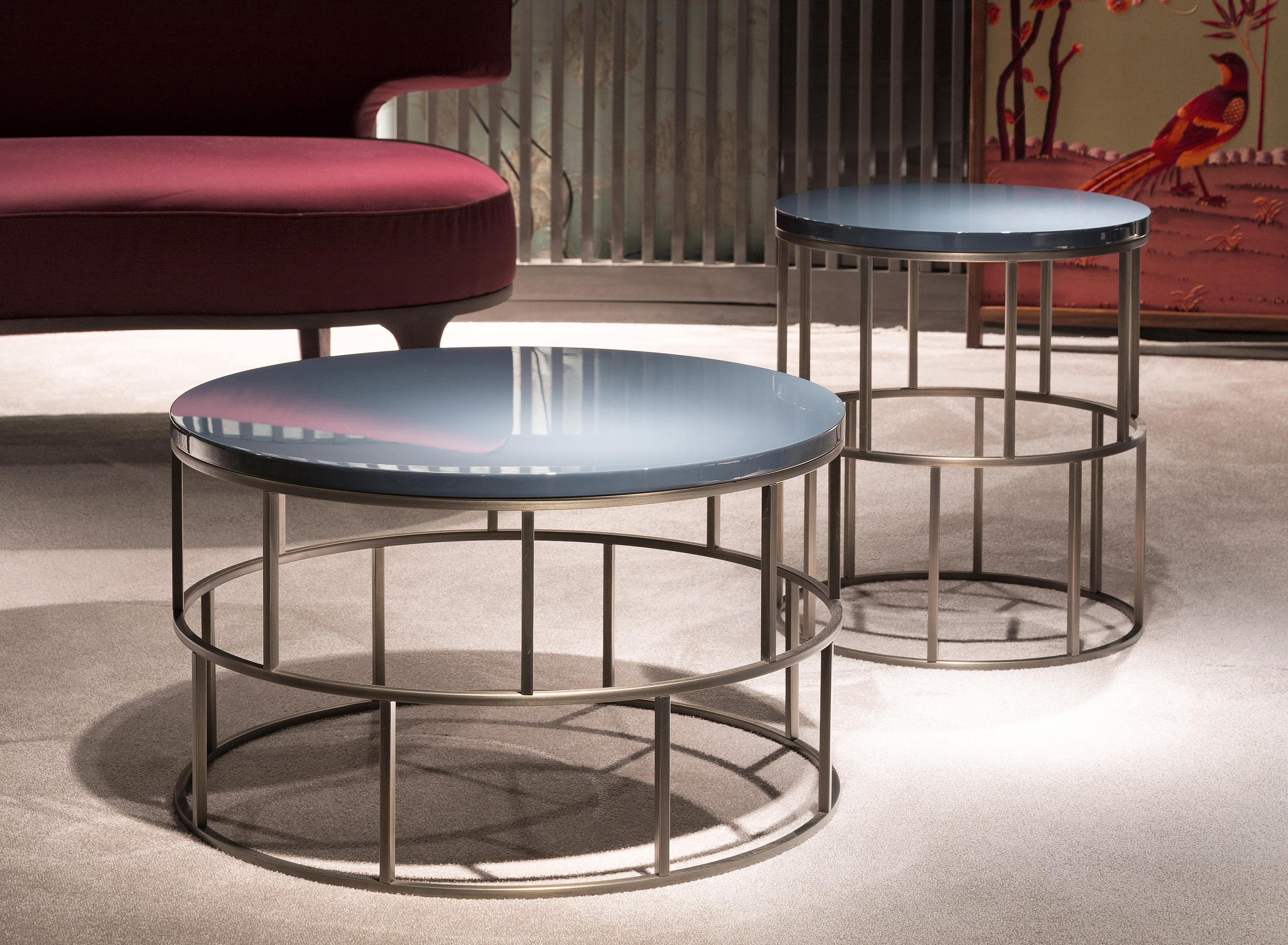 RIVIERA Side tables from Flexform Mood