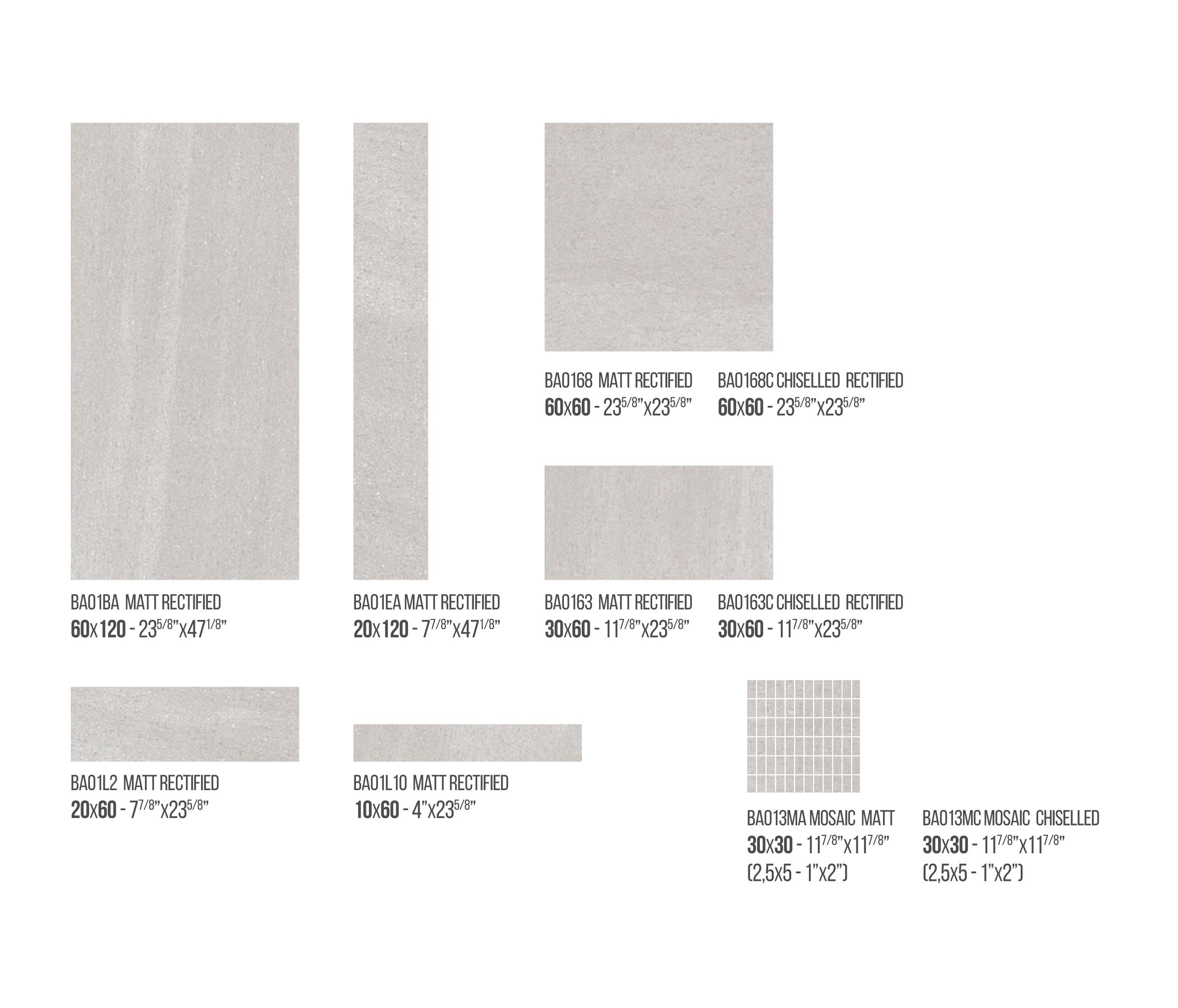 BASALT WHITE Ceramic Tiles From TERRATINTA GROUP Architonic - 5x5 white ceramic tile