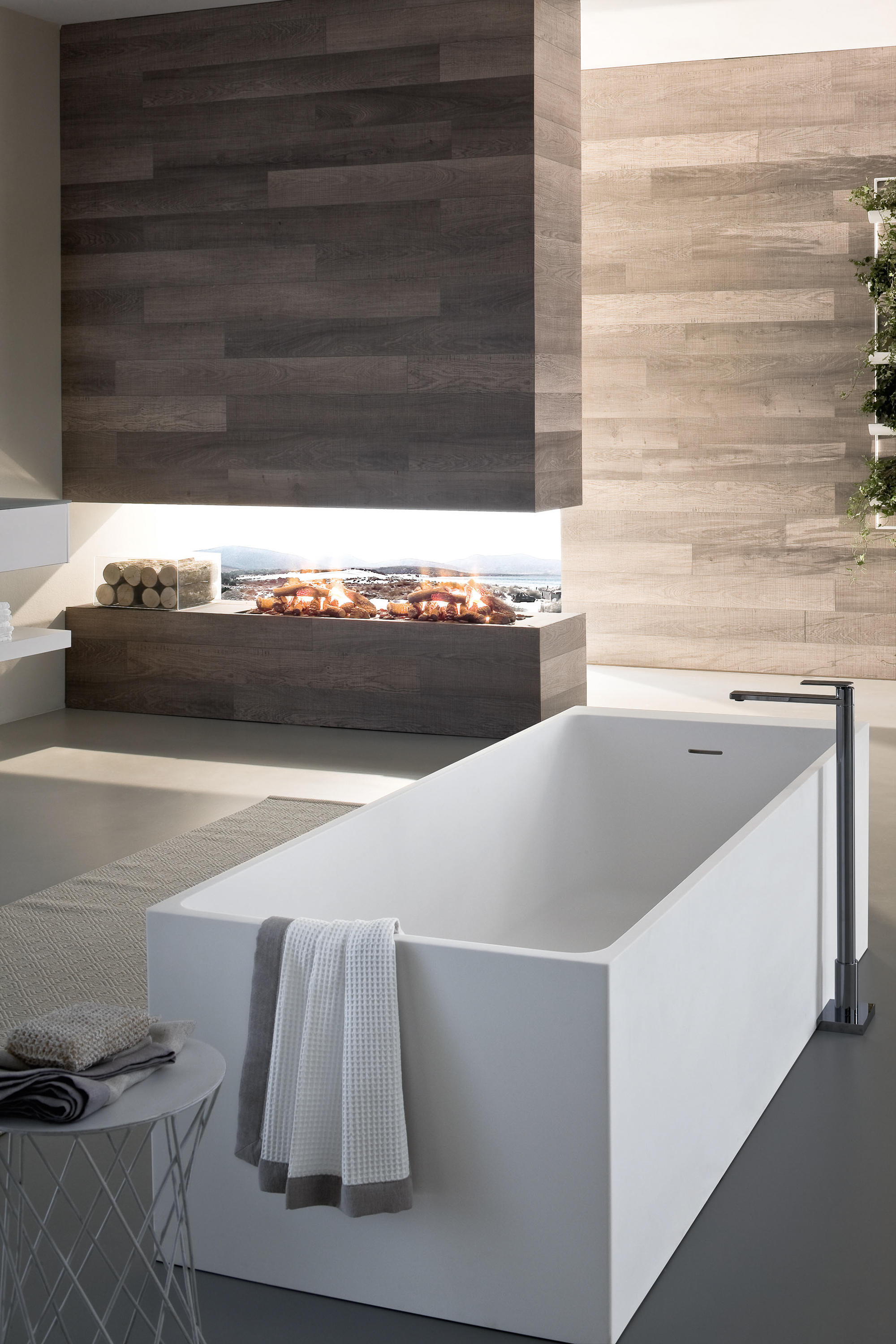 BATHTUBE SQUARE - Bathtubs from Idea Group | Architonic