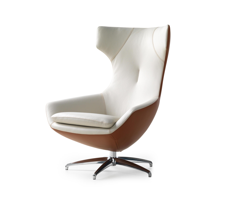 Caruzzo - Sessel von Leolux  ARCHITONIC